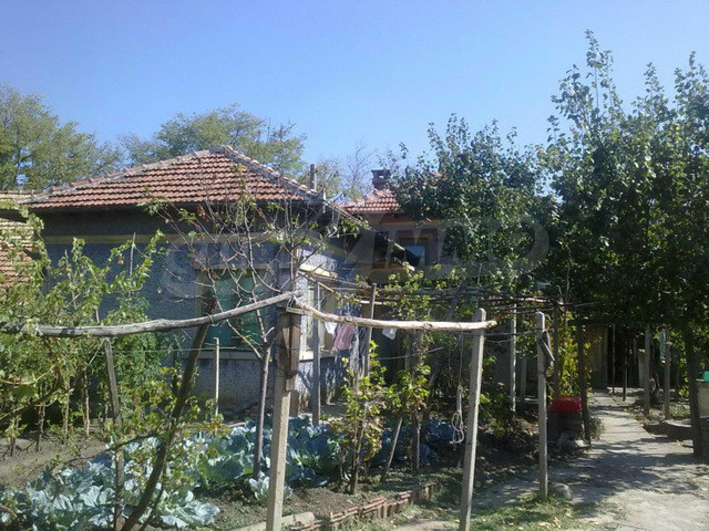 Прекрасный дом в большой деревне 2
