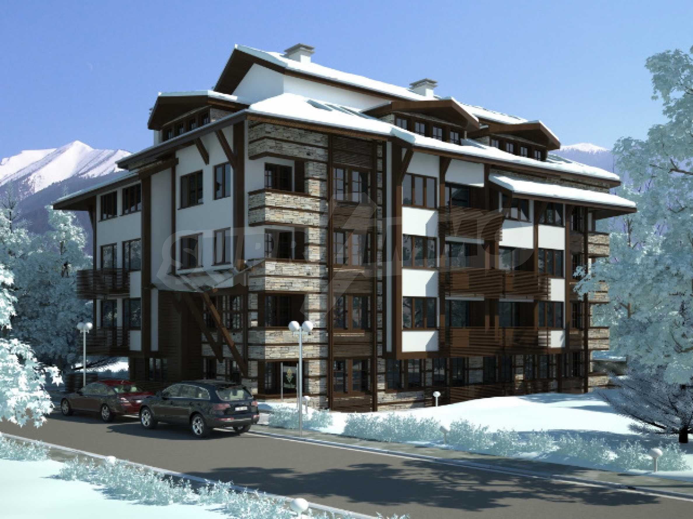 Chateau Blanc: Probably the best investment opportunity in Bansko...