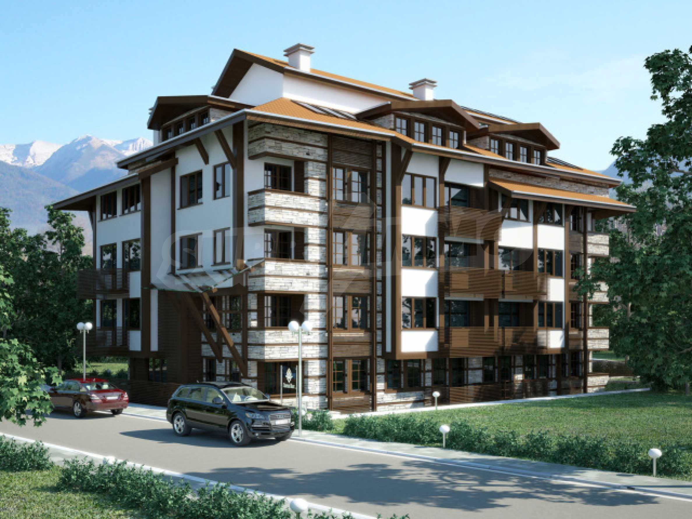 Chateau Blanc: Probably the best investment opportunity in Bansko... 1