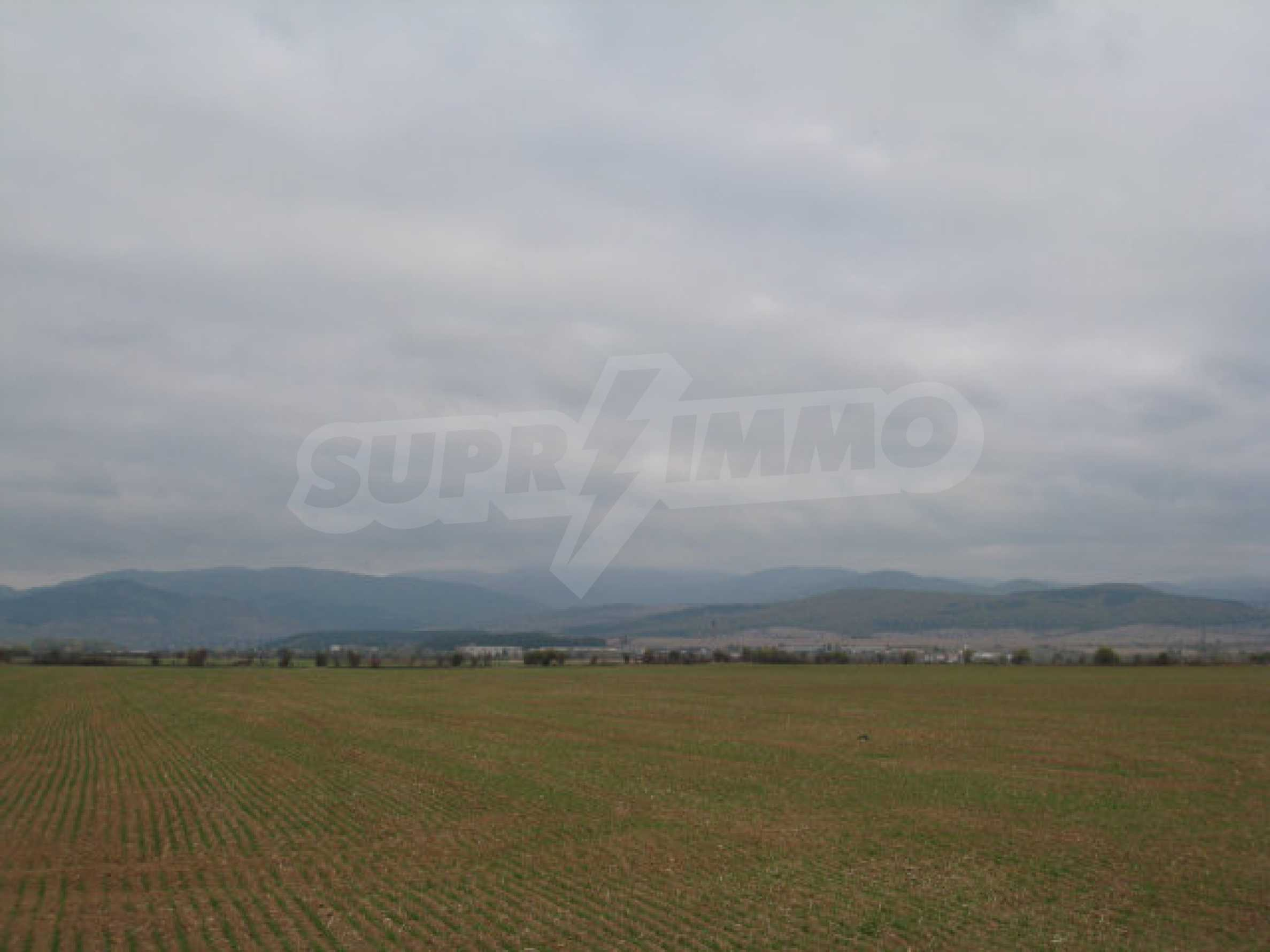 Development land for sale near Sofia 9