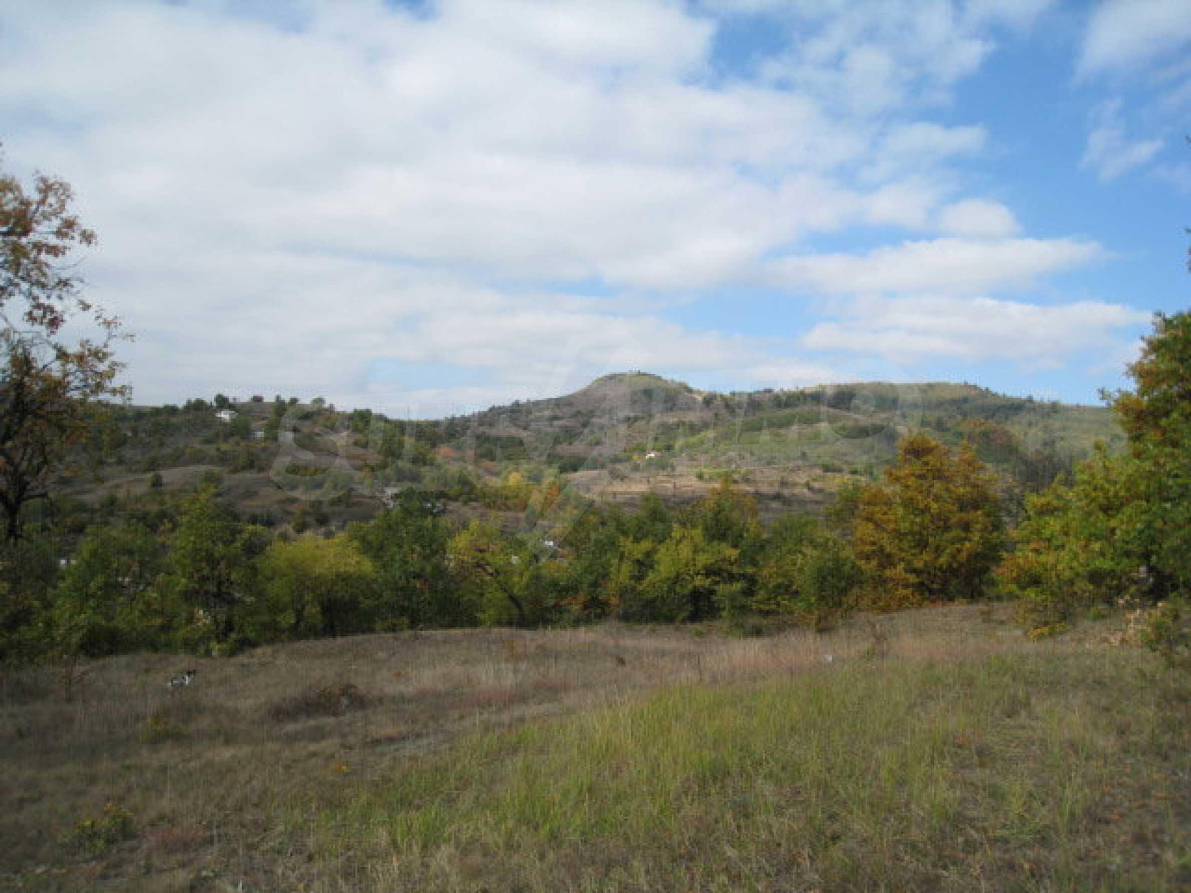 Development land near the town of Kostenets 11