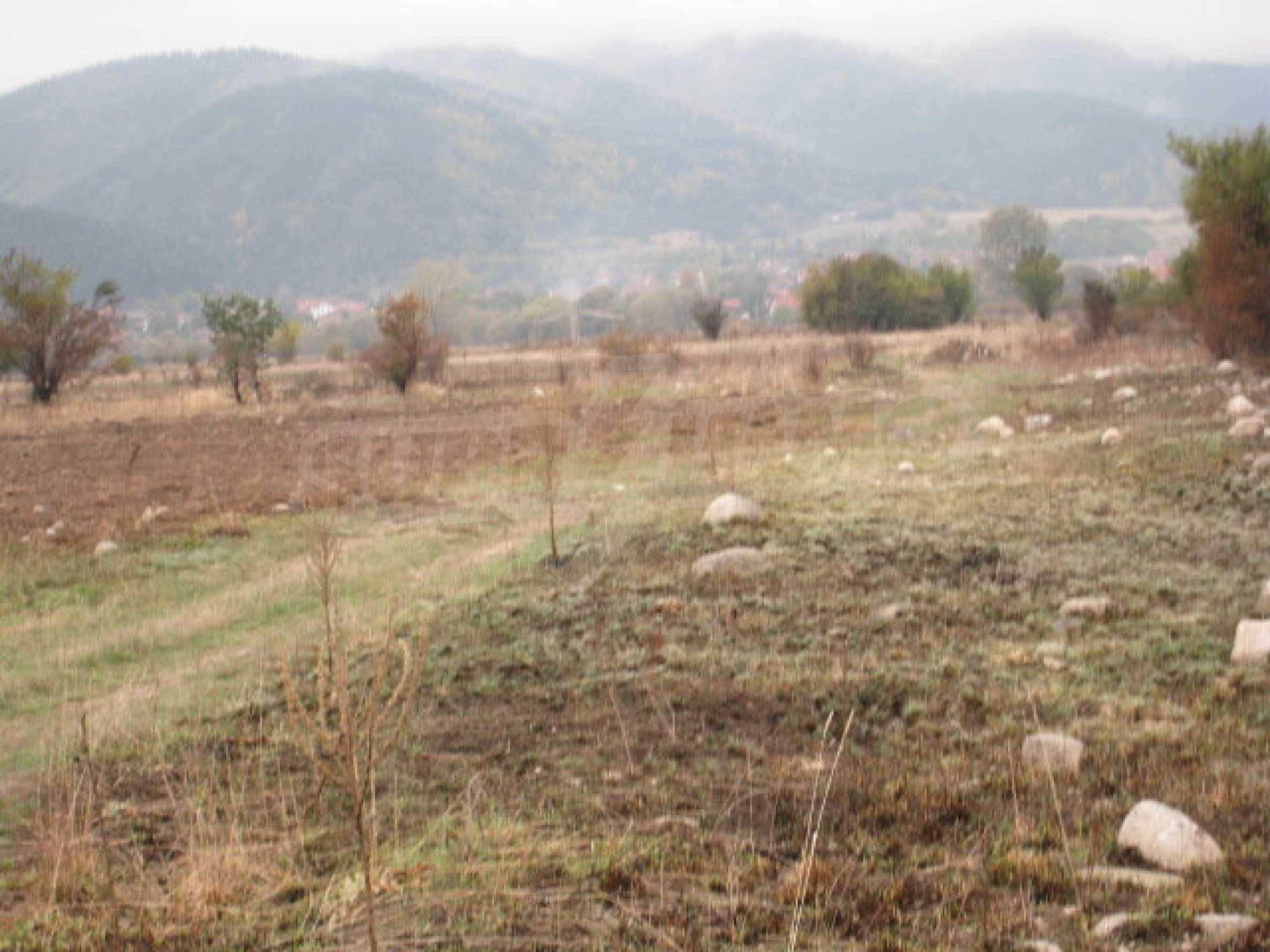 Development land 14 km away from Borovets 10