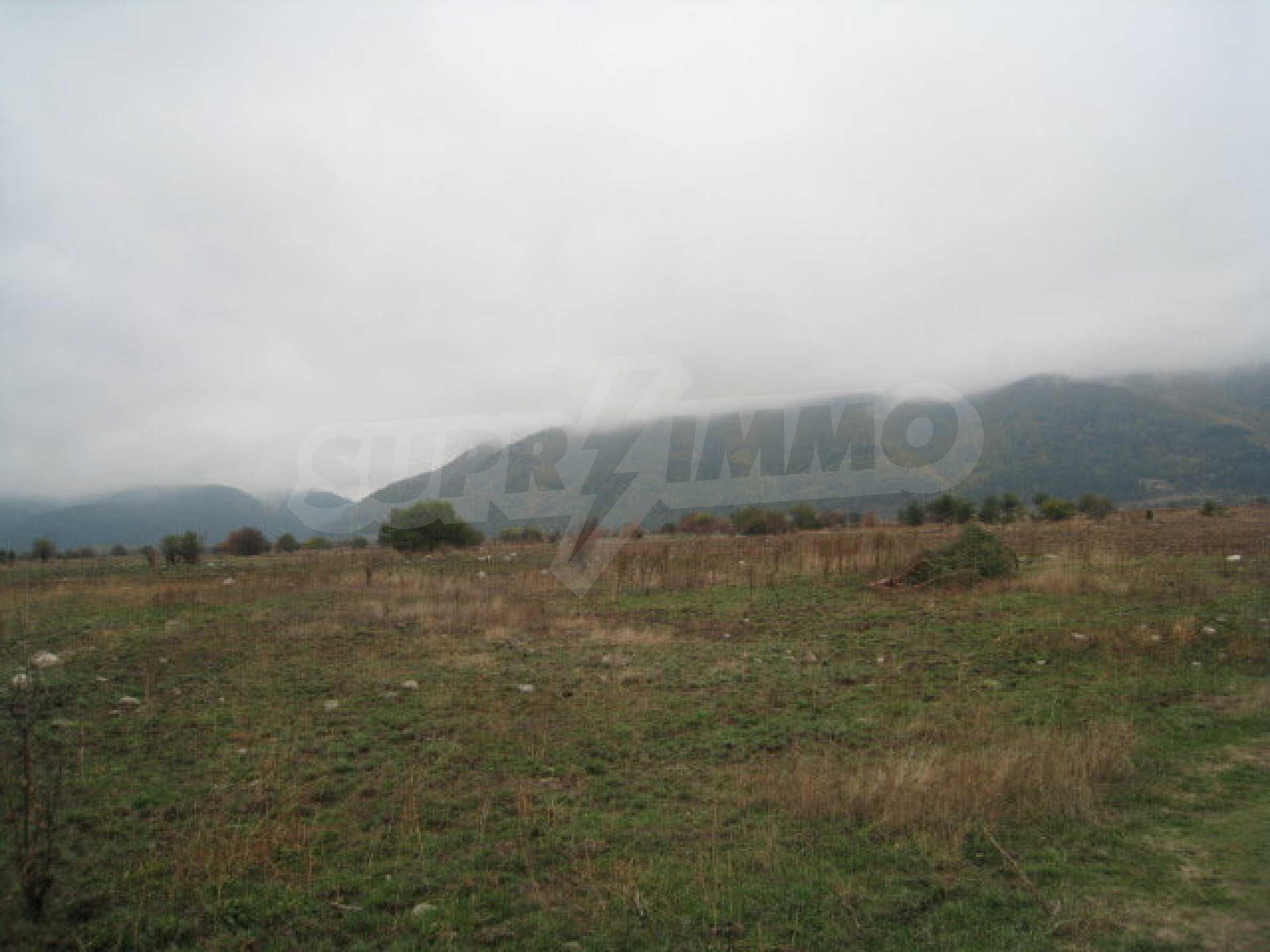 Development land 14 km away from Borovets 1