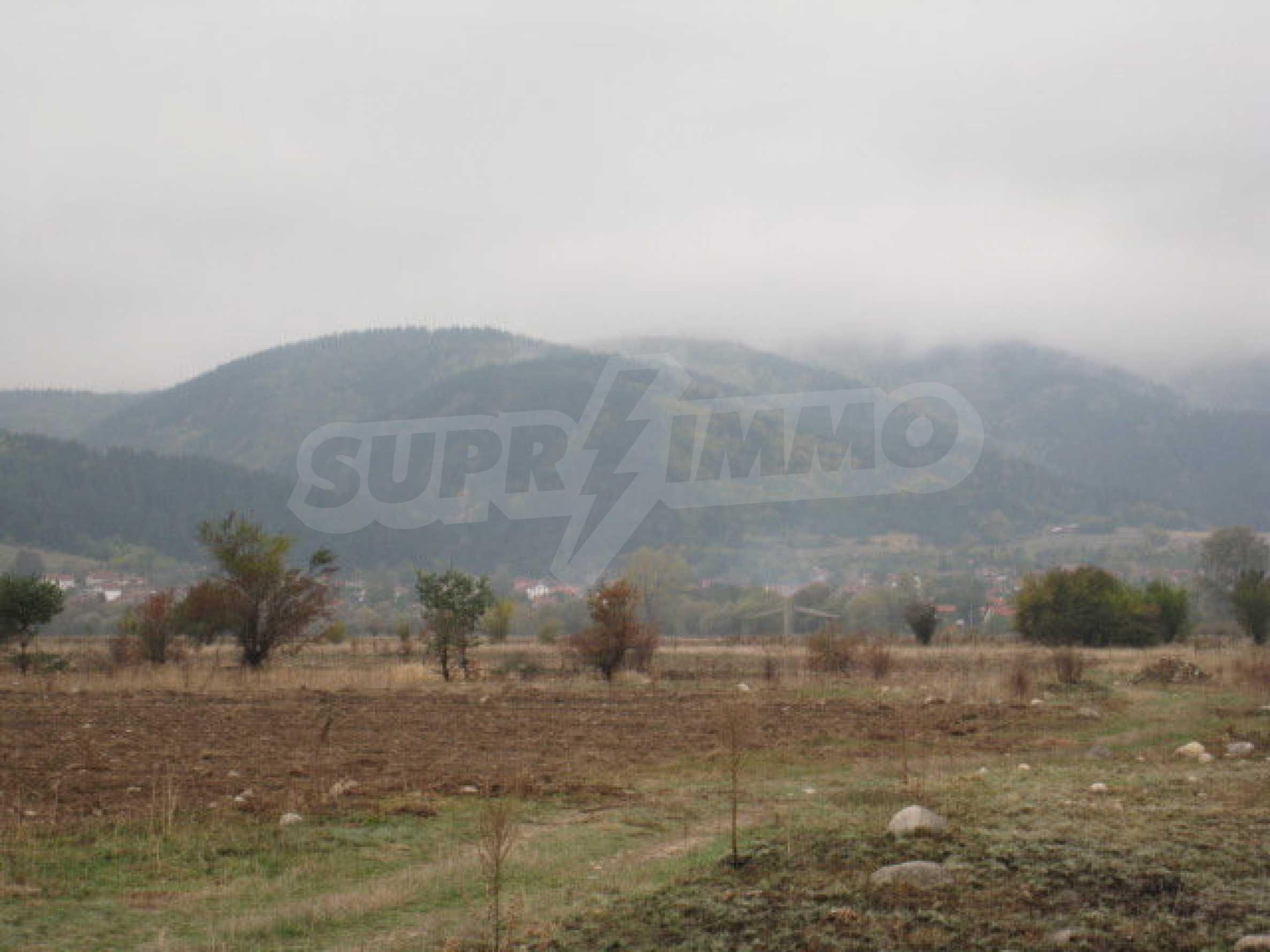 Development land 14 km away from Borovets 4