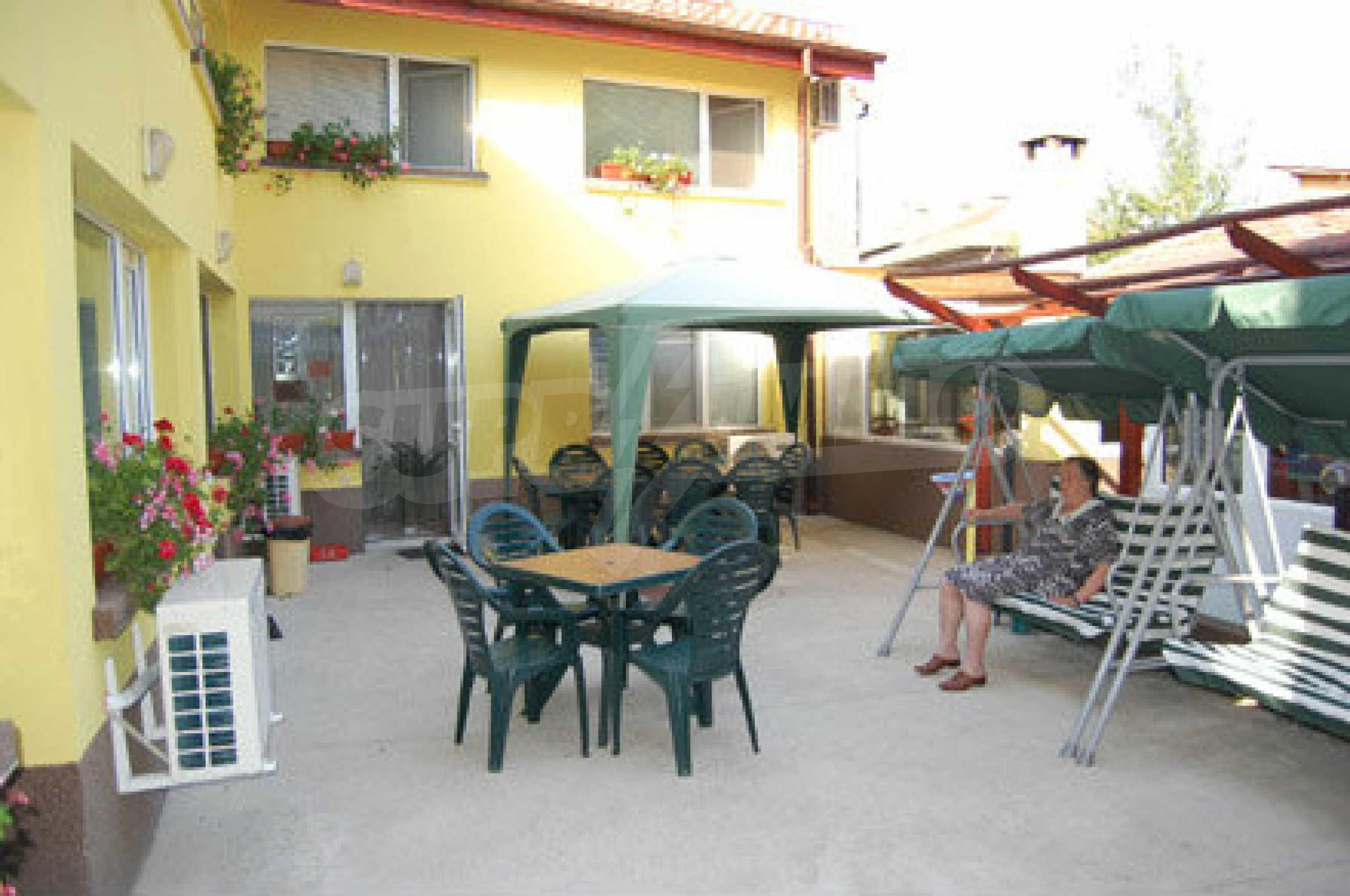 Familienhotel in Trjawna