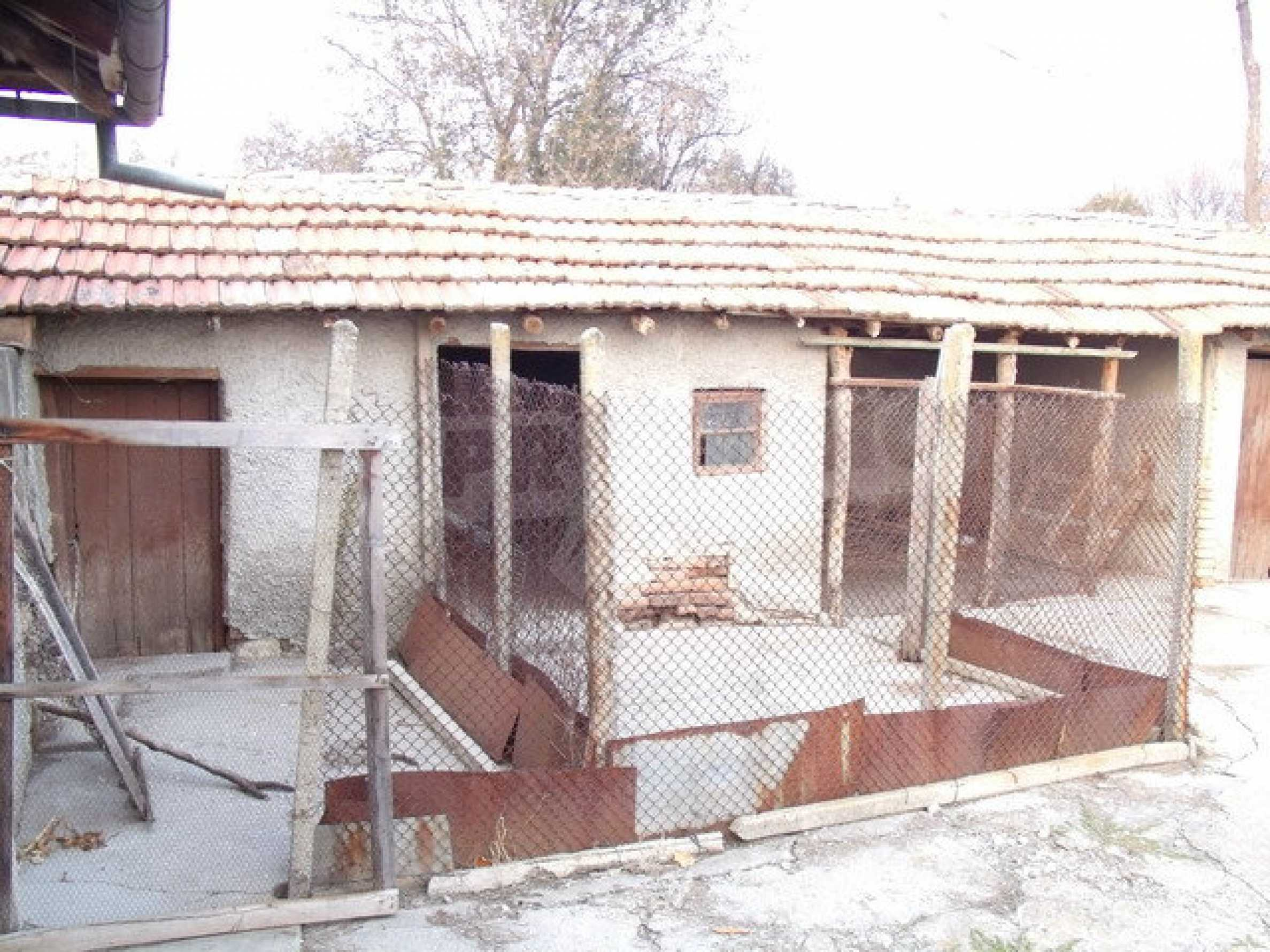 House with spacious garden in a well developed village near Pavlikeni 19