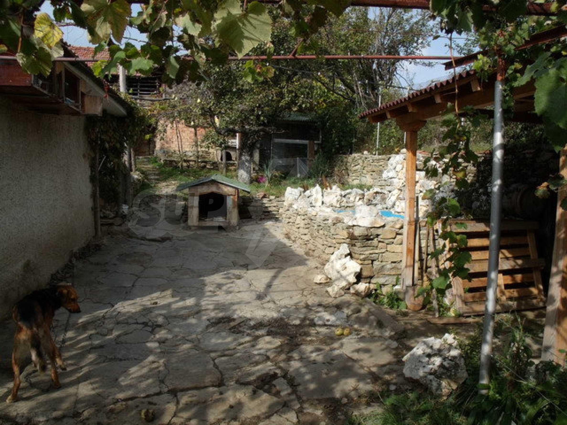 House in a small town, 15 km. from the old capital of Veliko Tarnovo 26