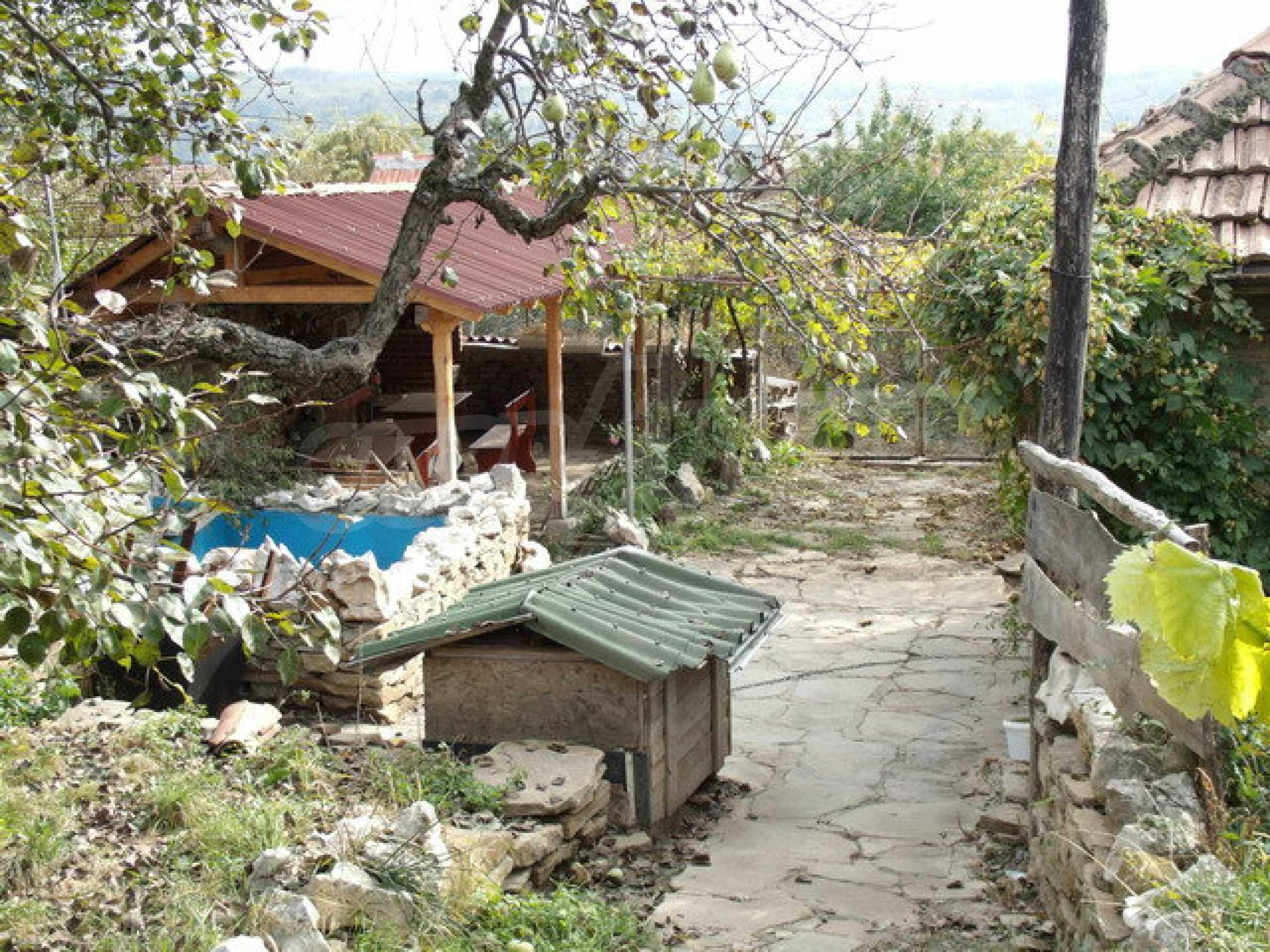 Дом в 15 км от Велико Тырново 36