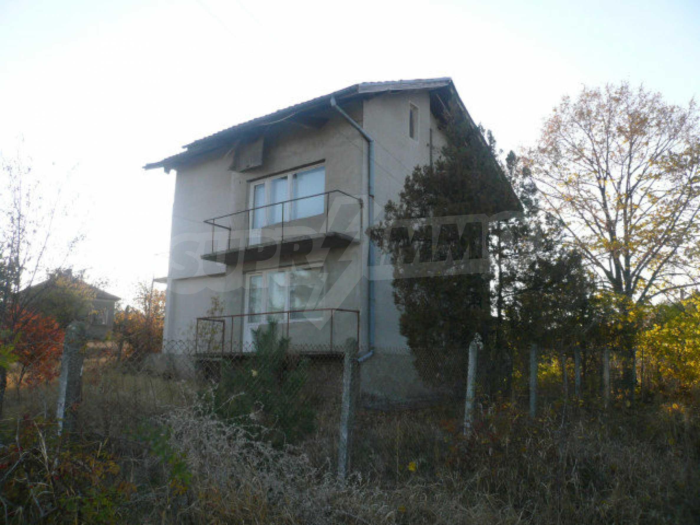 Haus zum Verkauf in der Nähe von Vidin, Bulgarien 1