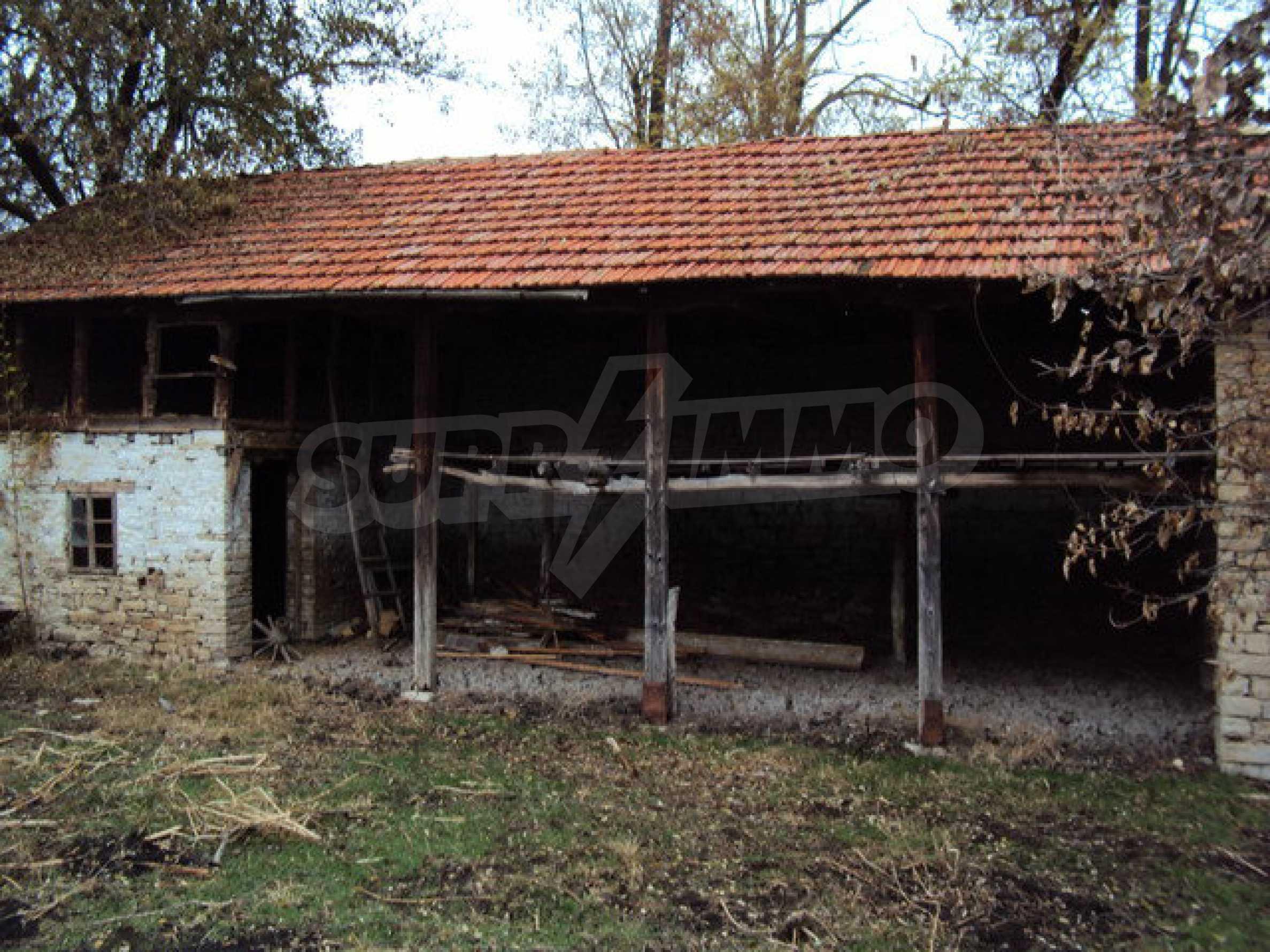 Zweistöckiges Haus 14