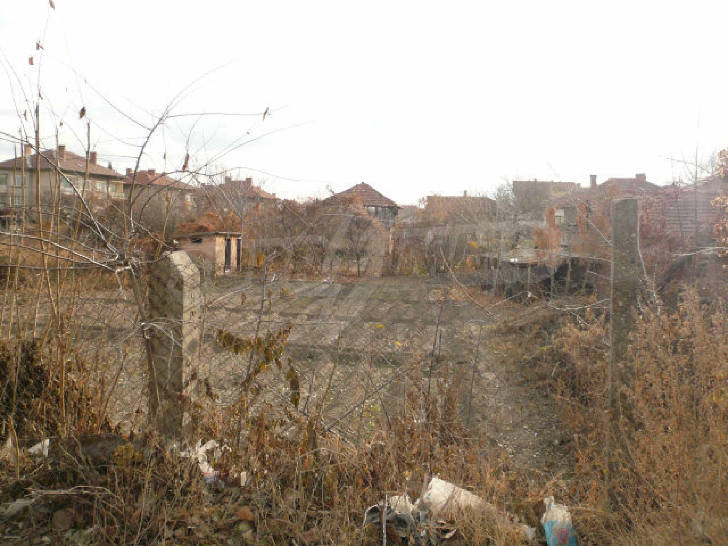 Reguliertes Grundstück für Einfamilienhaus