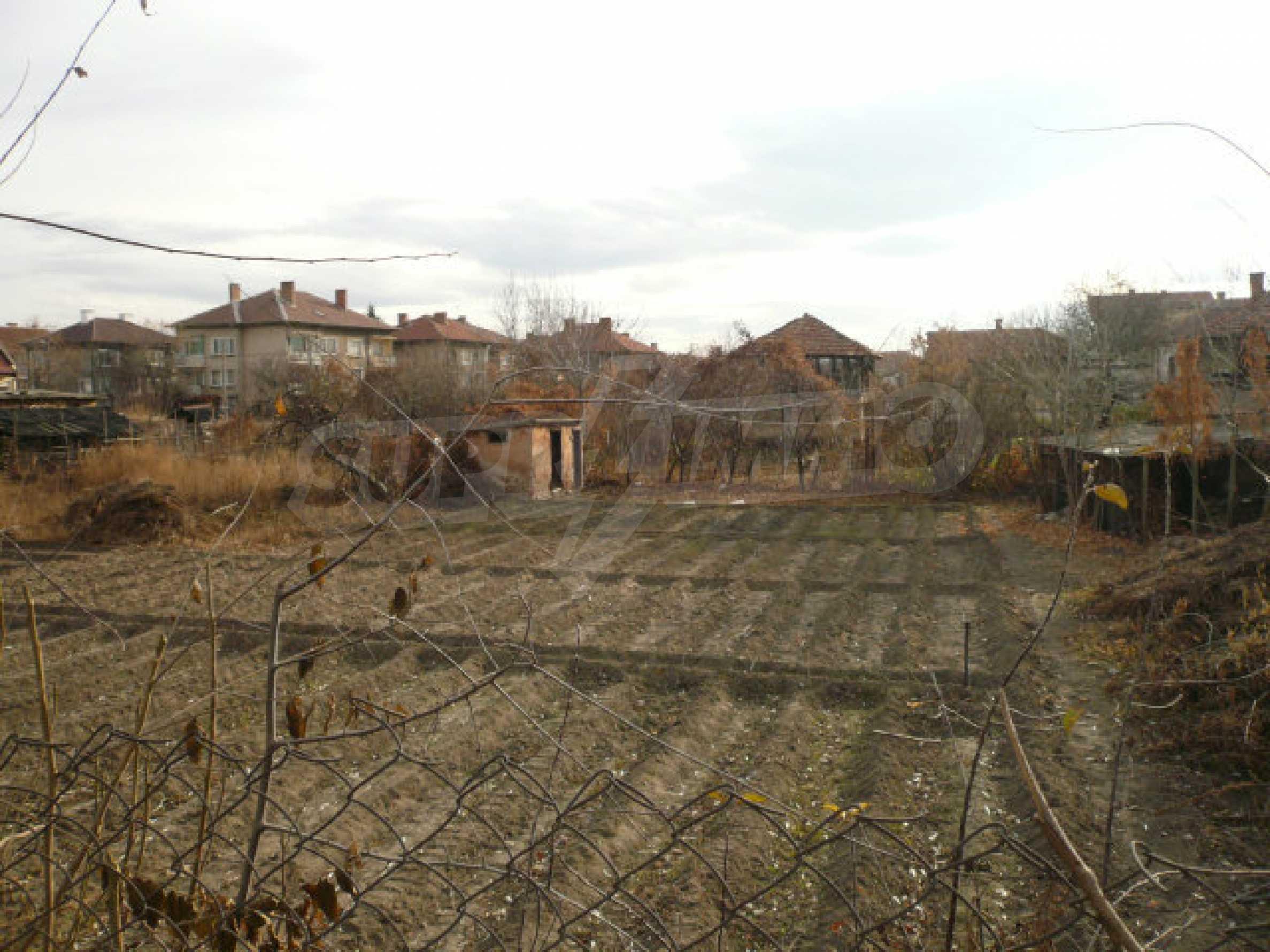 Reguliertes Grundstück für Einfamilienhaus 1