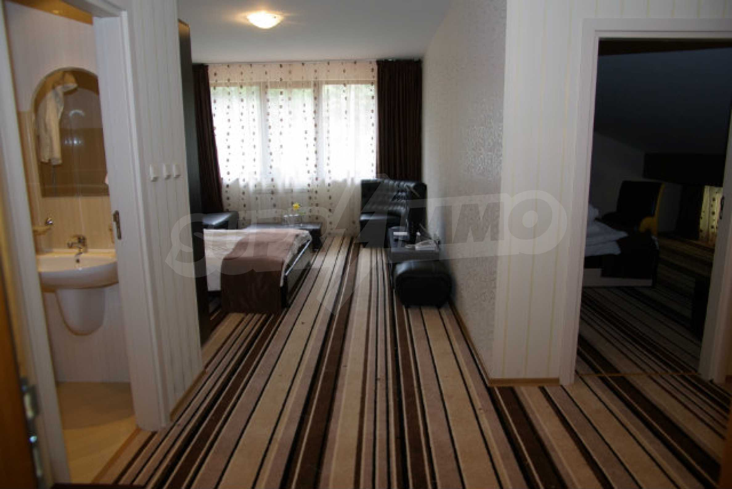 Lovely furnished 1-bedroom apartment in holiday complex Iceberg 12