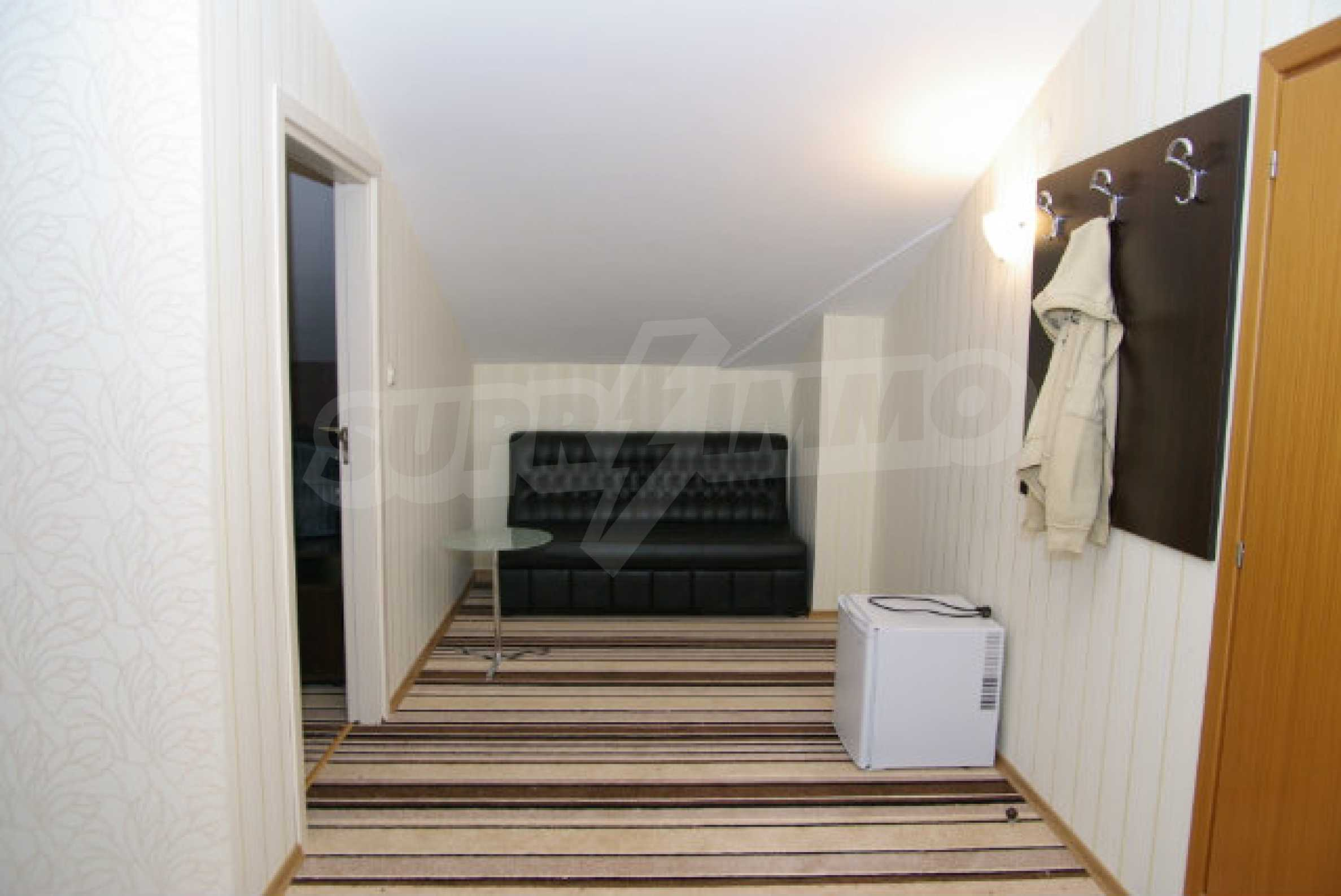 Lovely furnished 1-bedroom apartment in holiday complex Iceberg 16
