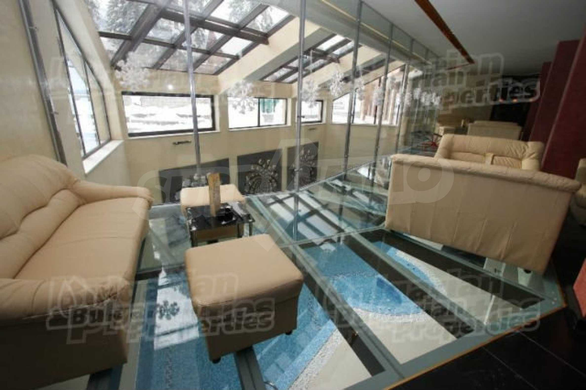 Lovely furnished 1-bedroom apartment in holiday complex Iceberg 7