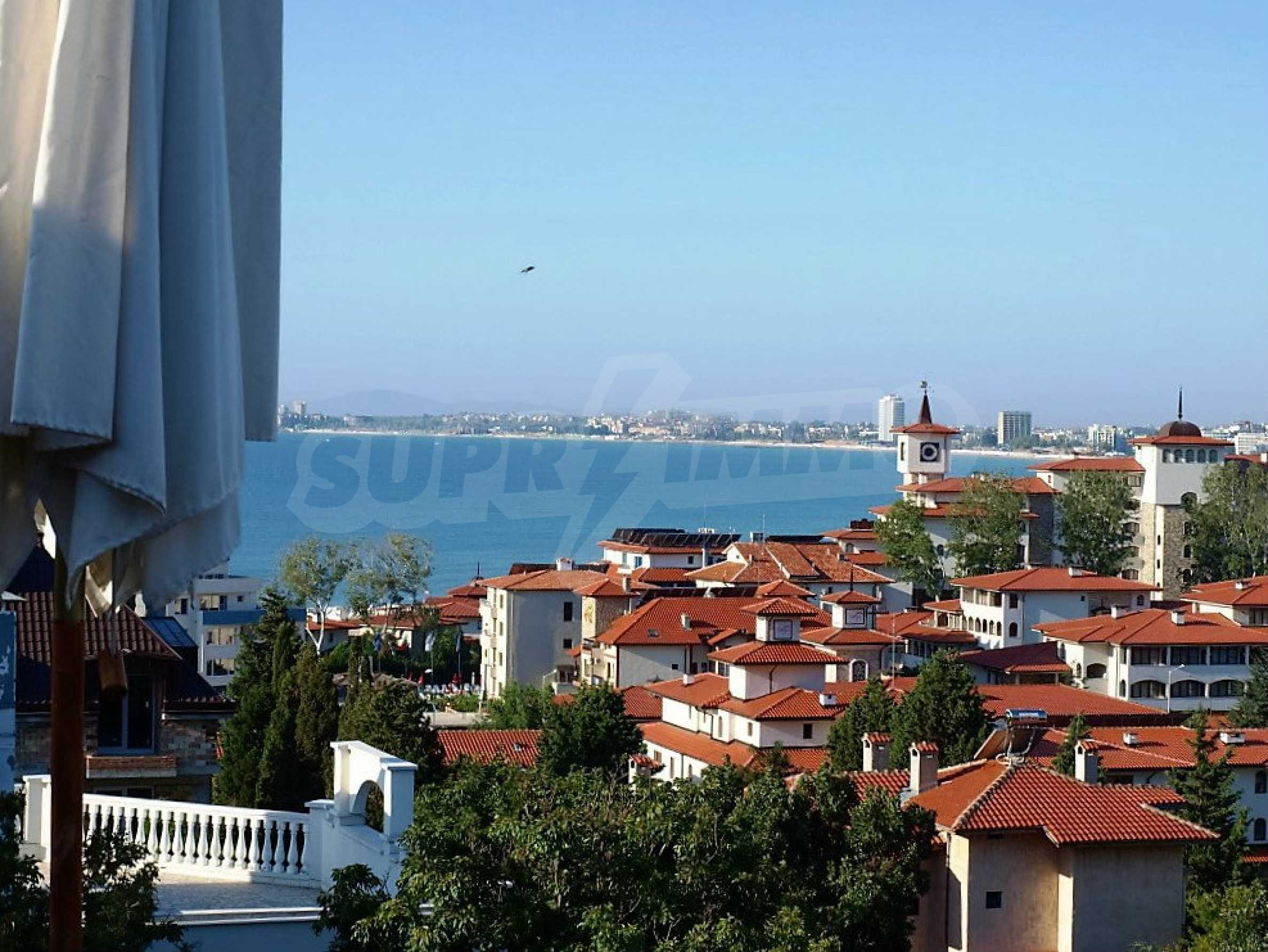 Private holiday villa 200 m from the sea in Sunny Beach 14
