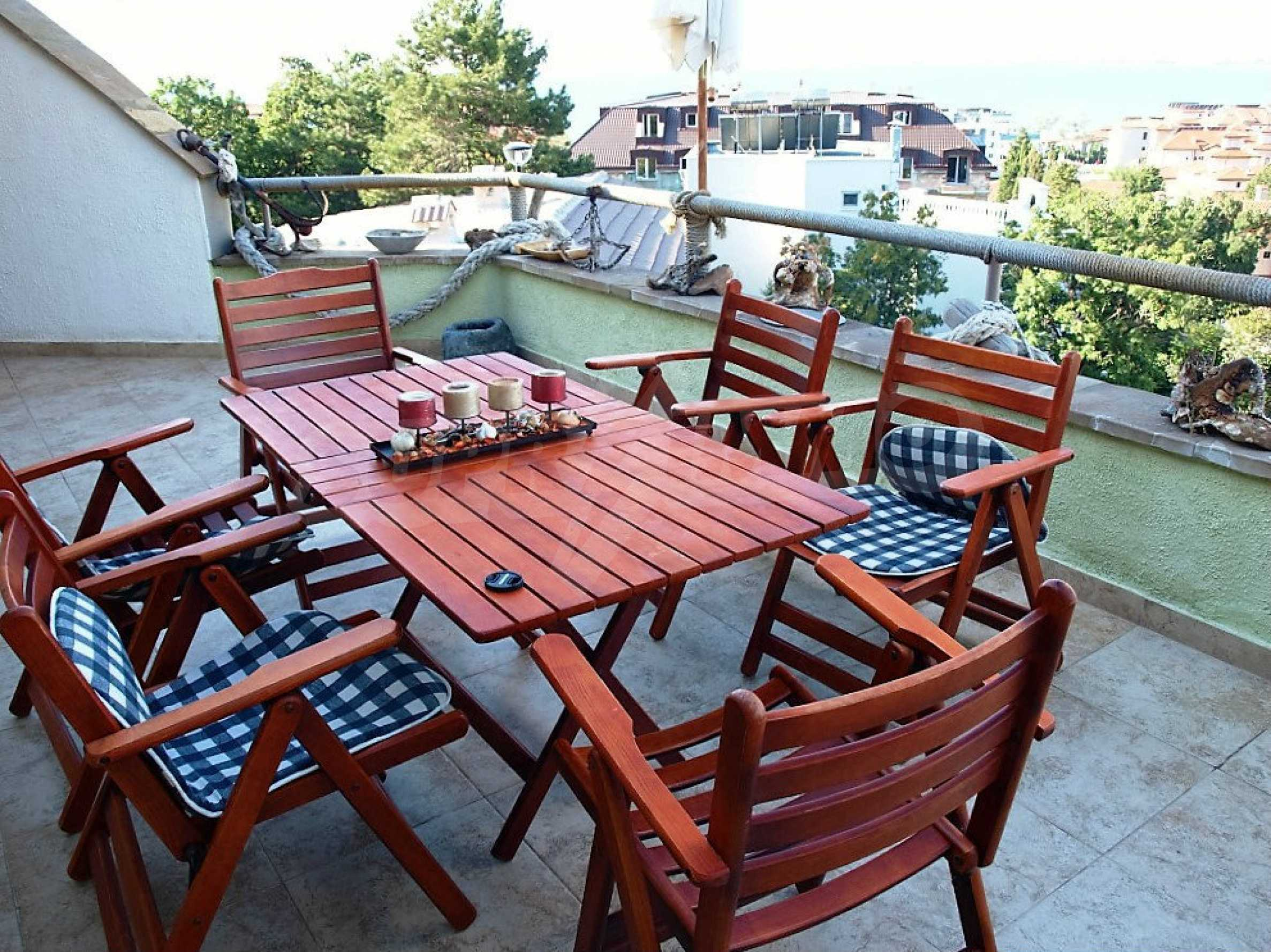 Private holiday villa 200 m from the sea in Sunny Beach 16