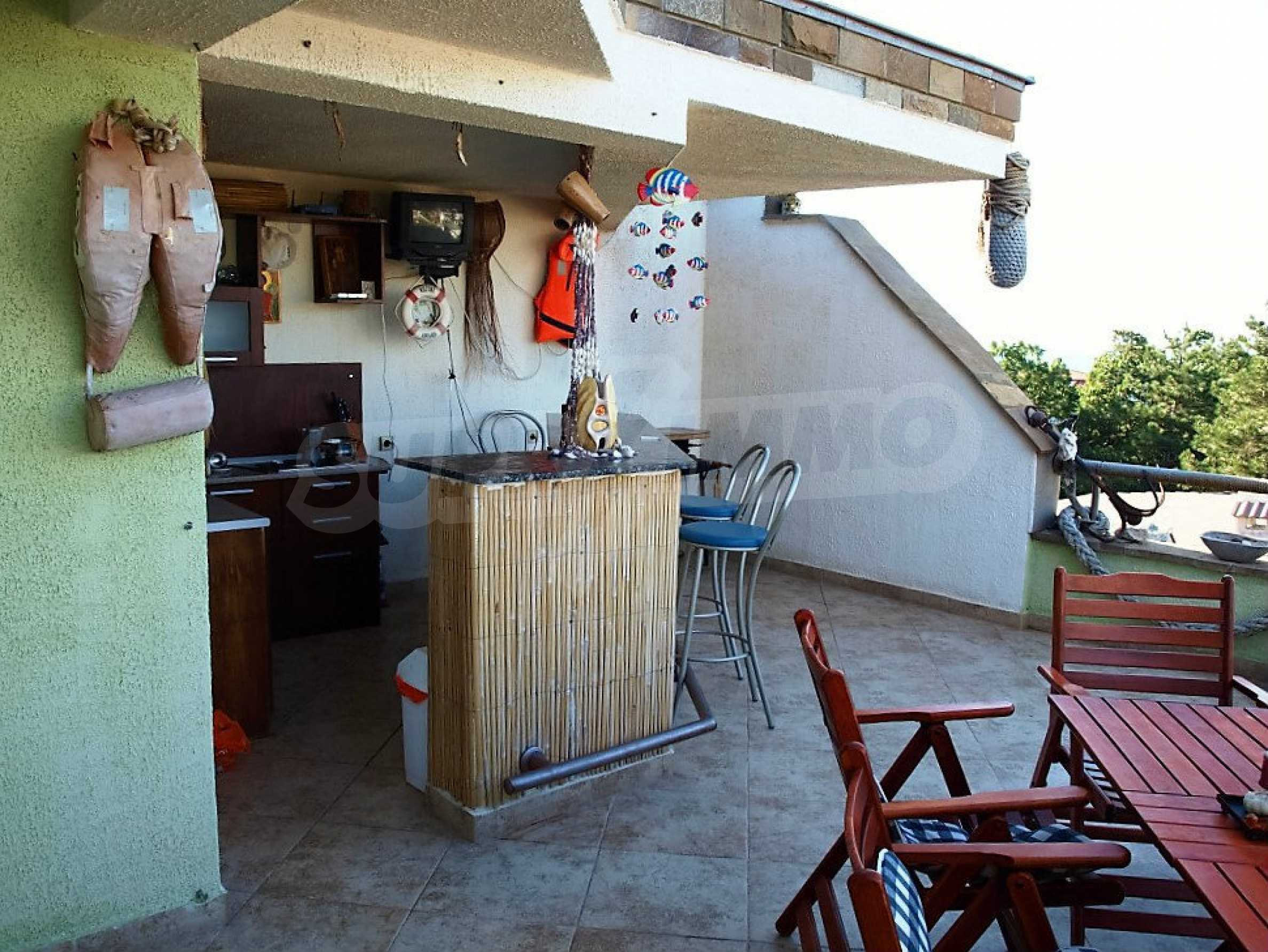 Private holiday villa 200 m from the sea in Sunny Beach 17