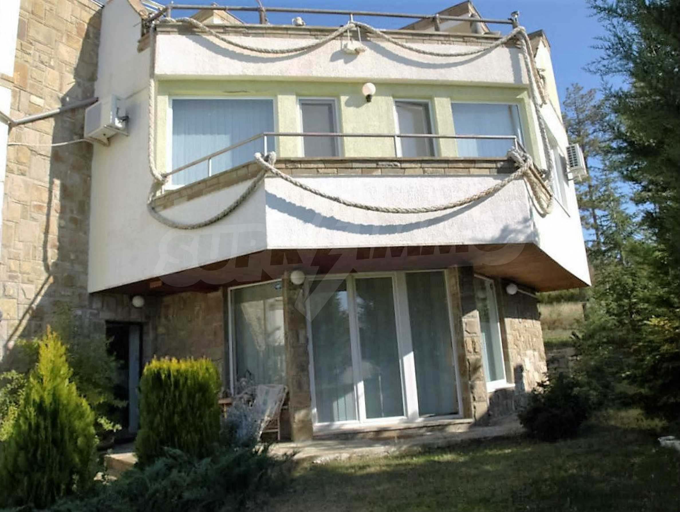Private holiday villa 200 m from the sea in Sunny Beach 1