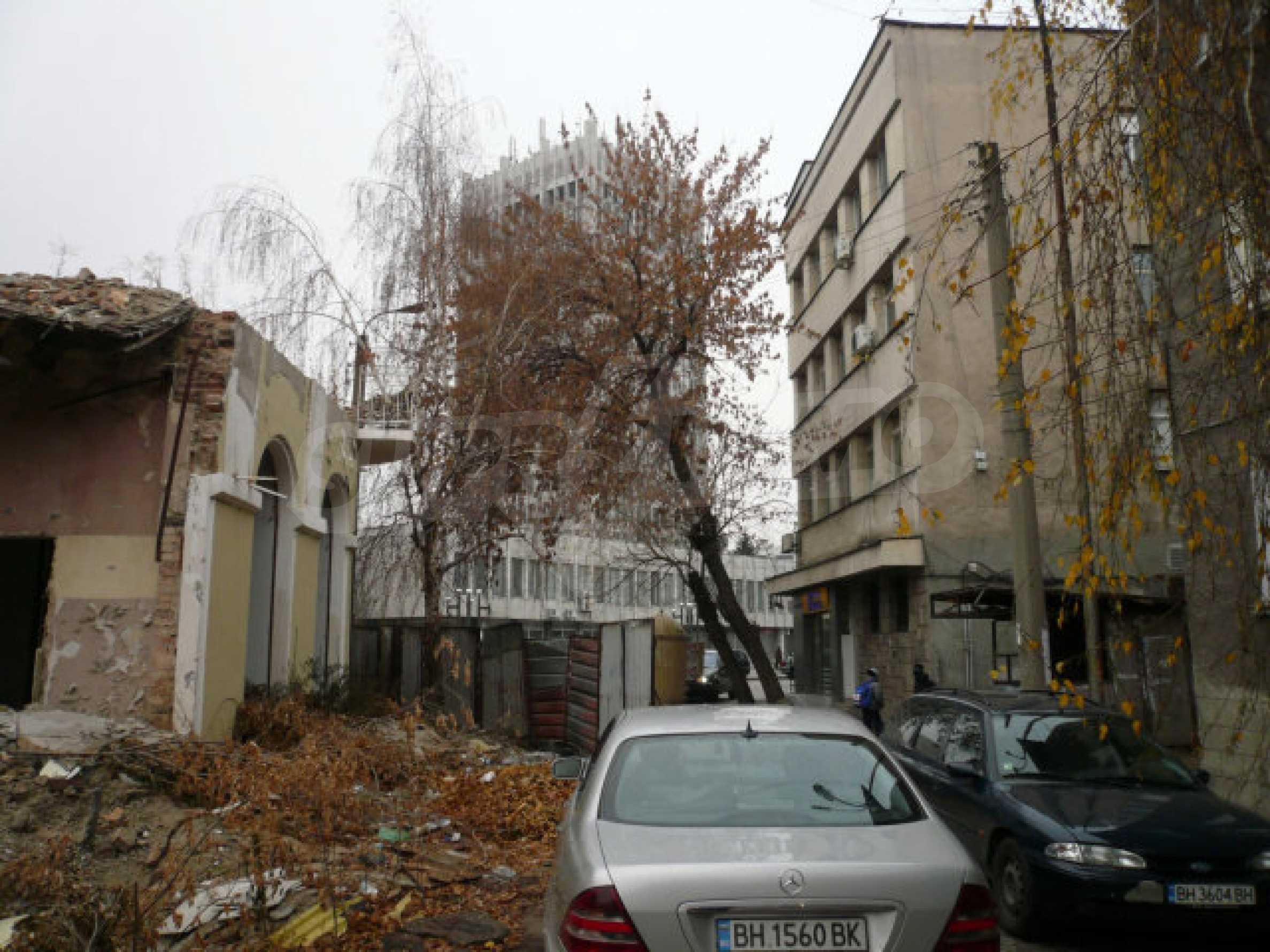 Участок с проектом в центре Видина 7