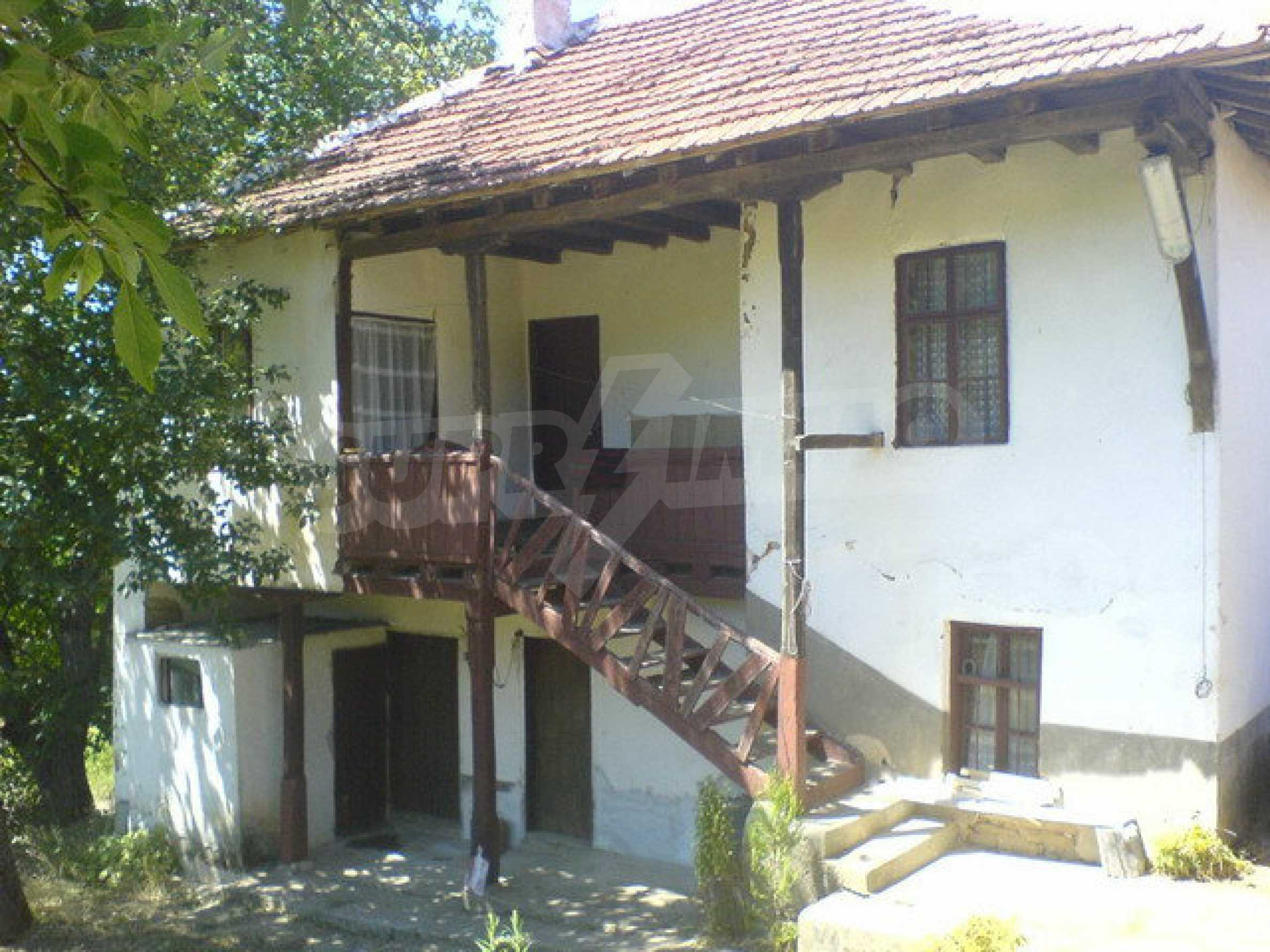 House with garden 1