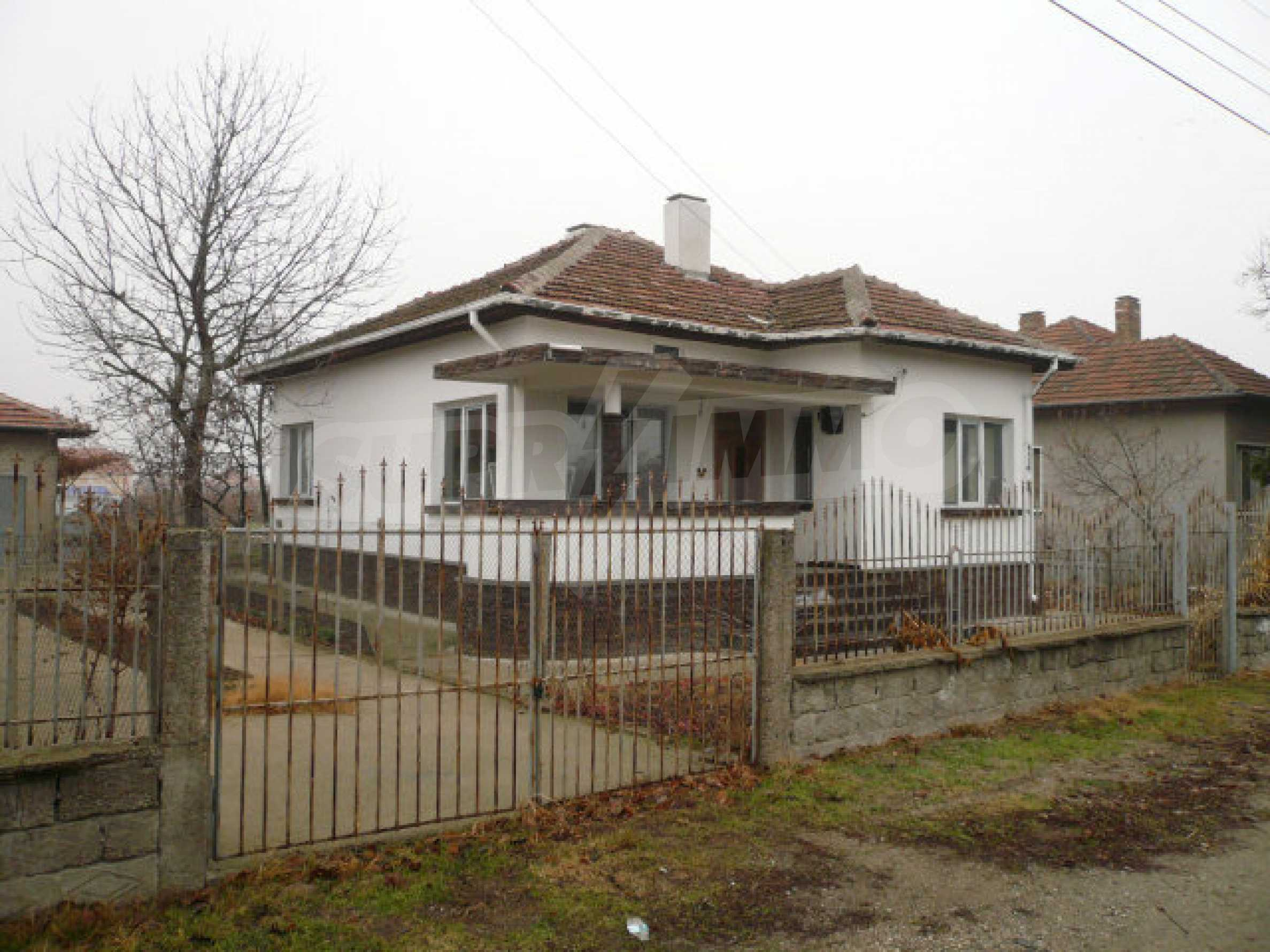Haus mit Garten 7 km von Vidin entfernt