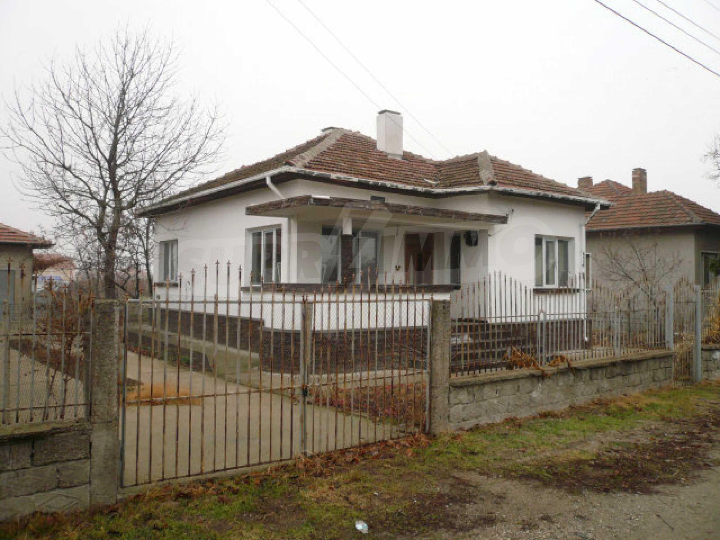 Spacious house with big garden 7 km away from Vidin