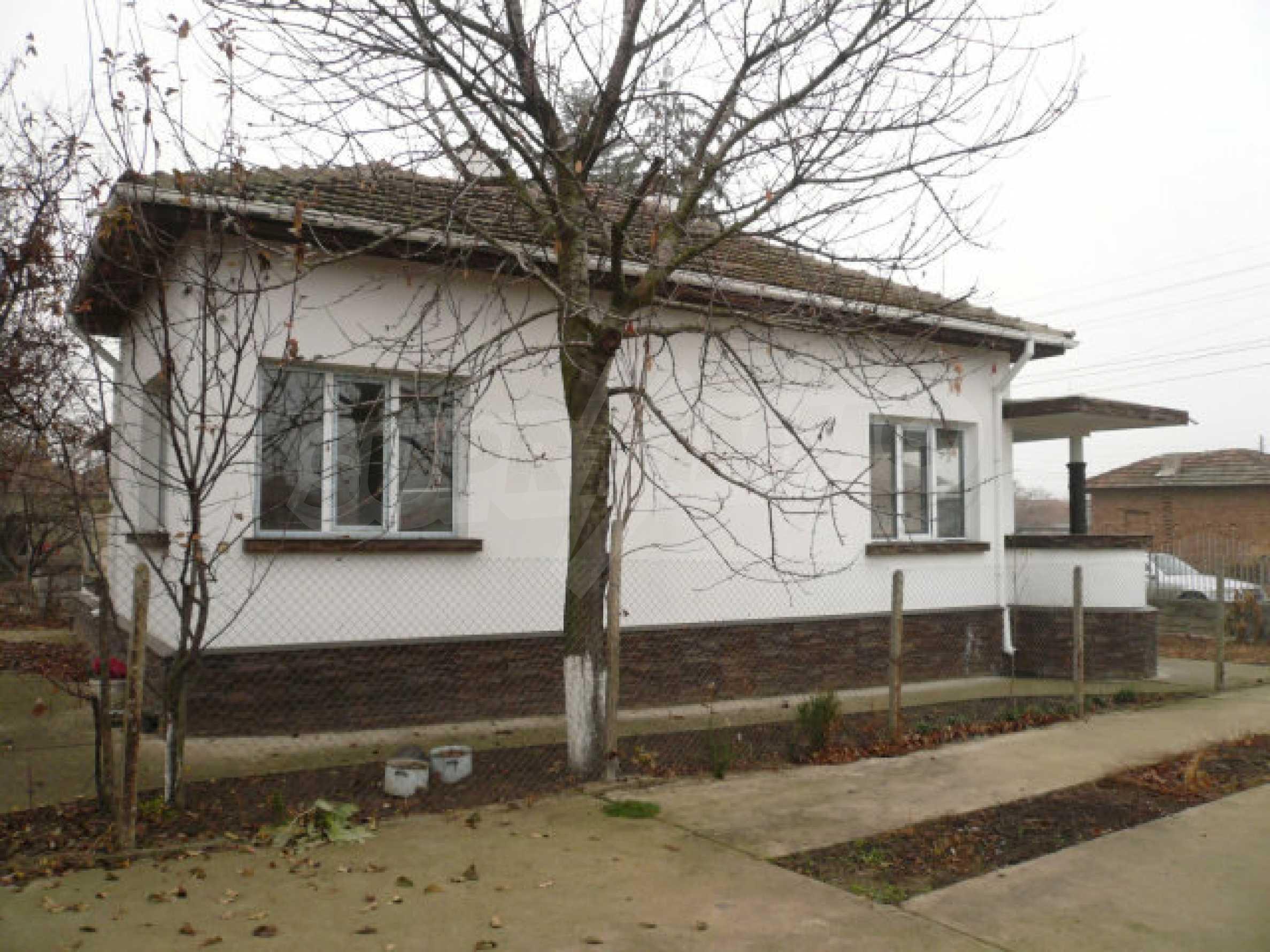 Haus mit Garten 7 km von Vidin entfernt 11