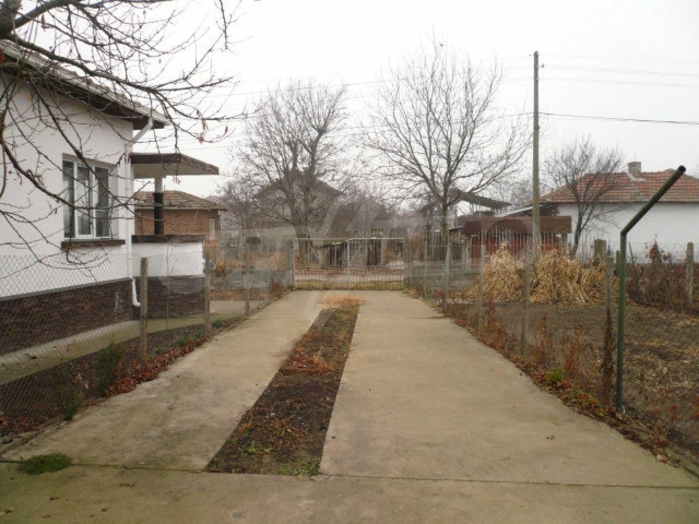 Haus mit Garten 7 km von Vidin entfernt 12