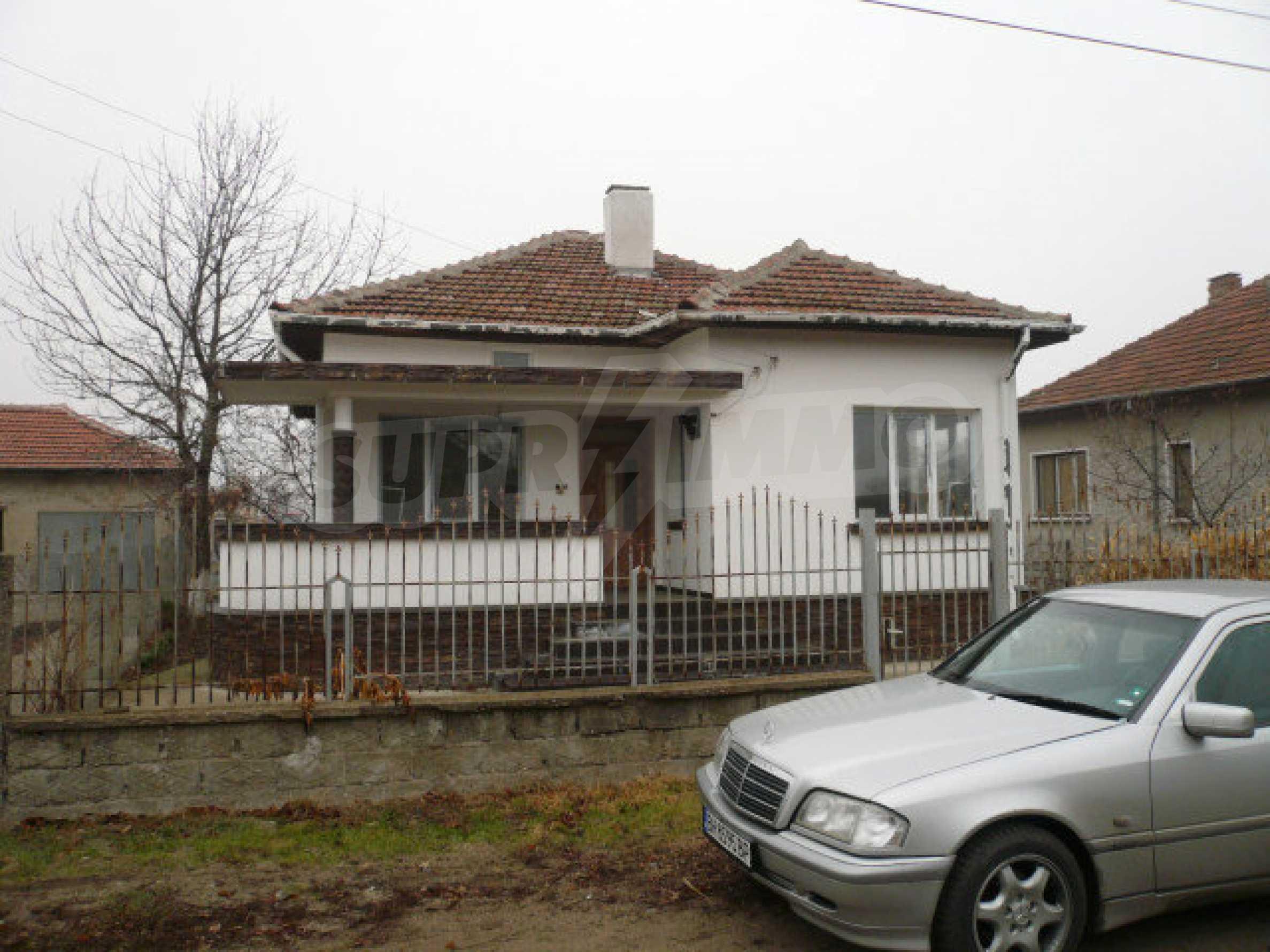 Haus mit Garten 7 km von Vidin entfernt 1