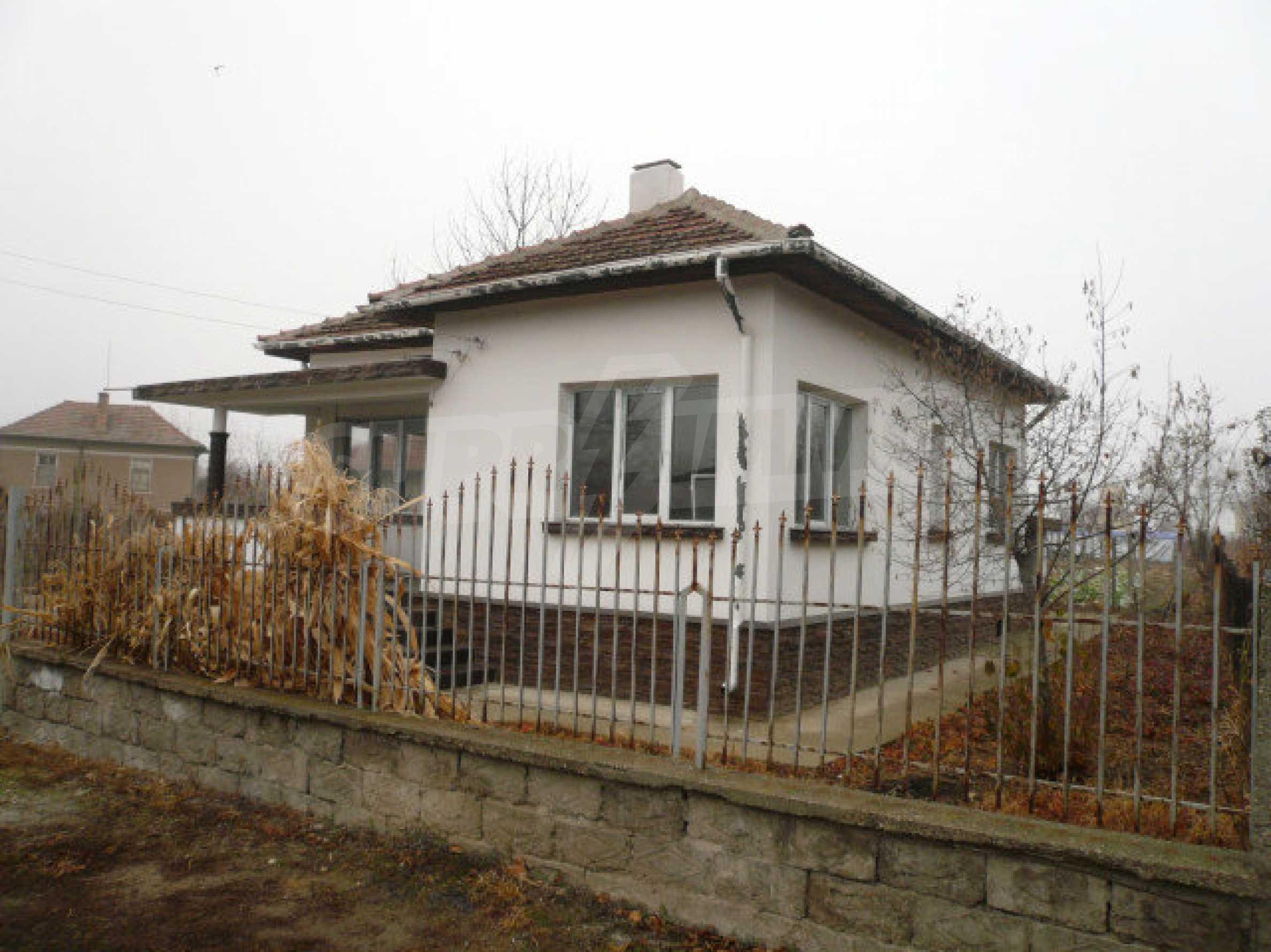 Haus mit Garten 7 km von Vidin entfernt 2