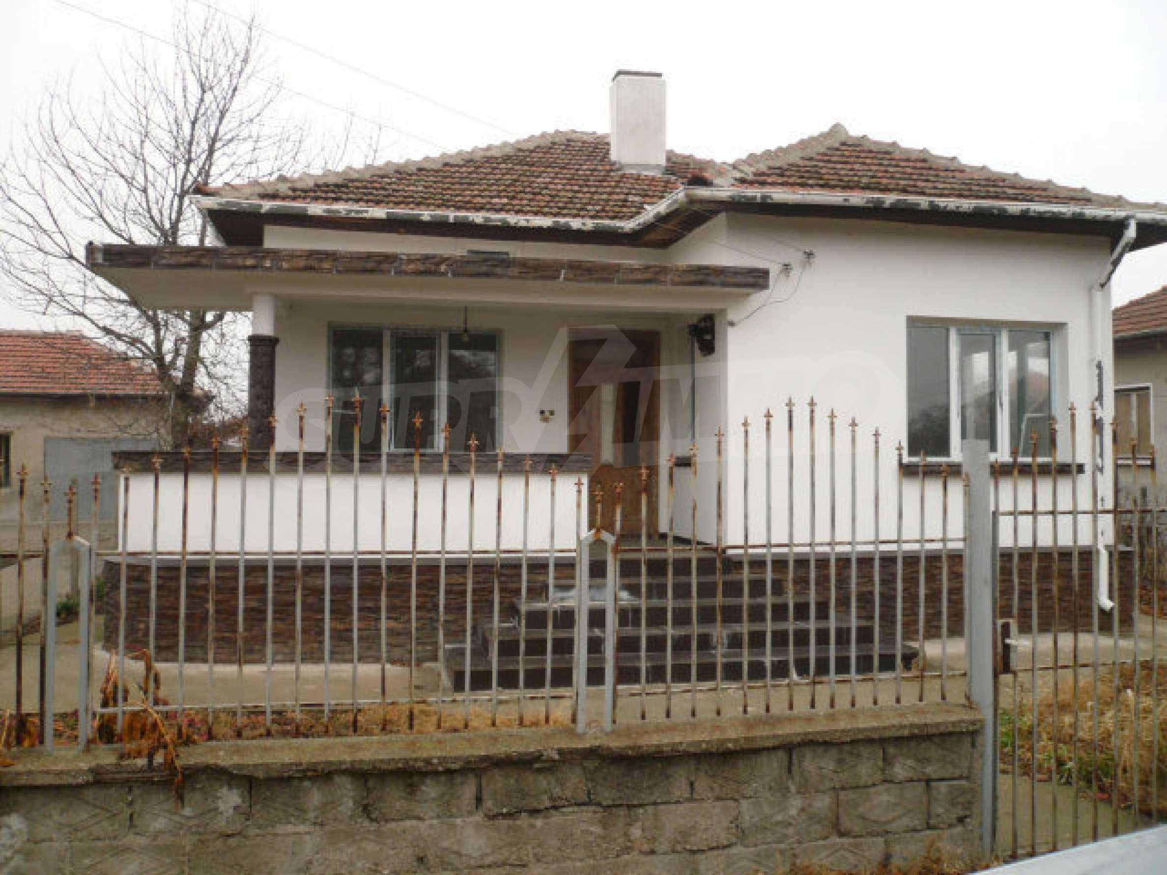 Haus mit Garten 7 km von Vidin entfernt 3