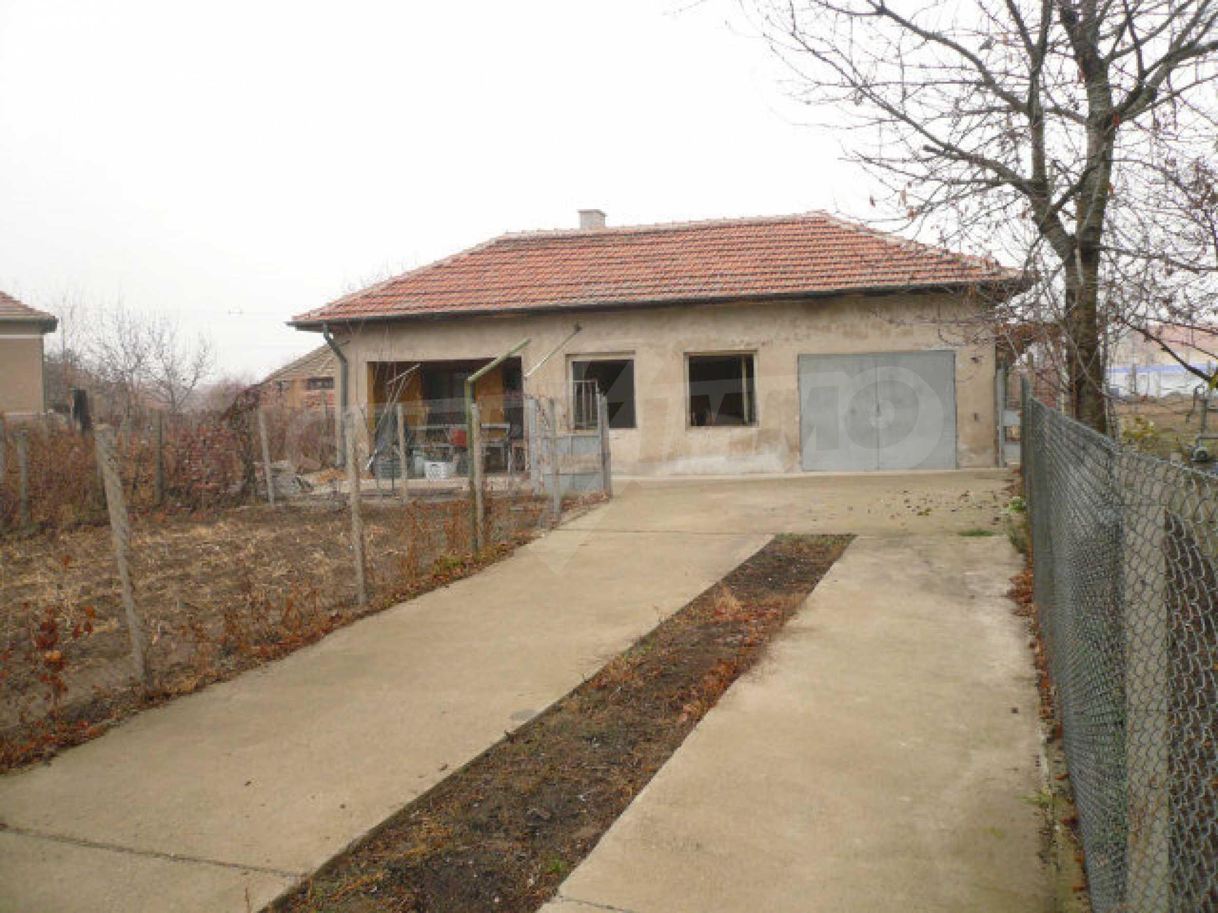 Haus mit Garten 7 km von Vidin entfernt 6