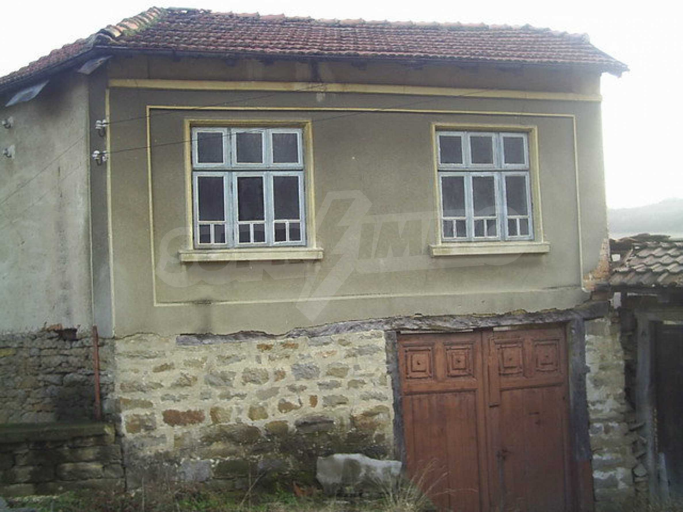 Traditional house with yard in a village close to Dryanovo  4
