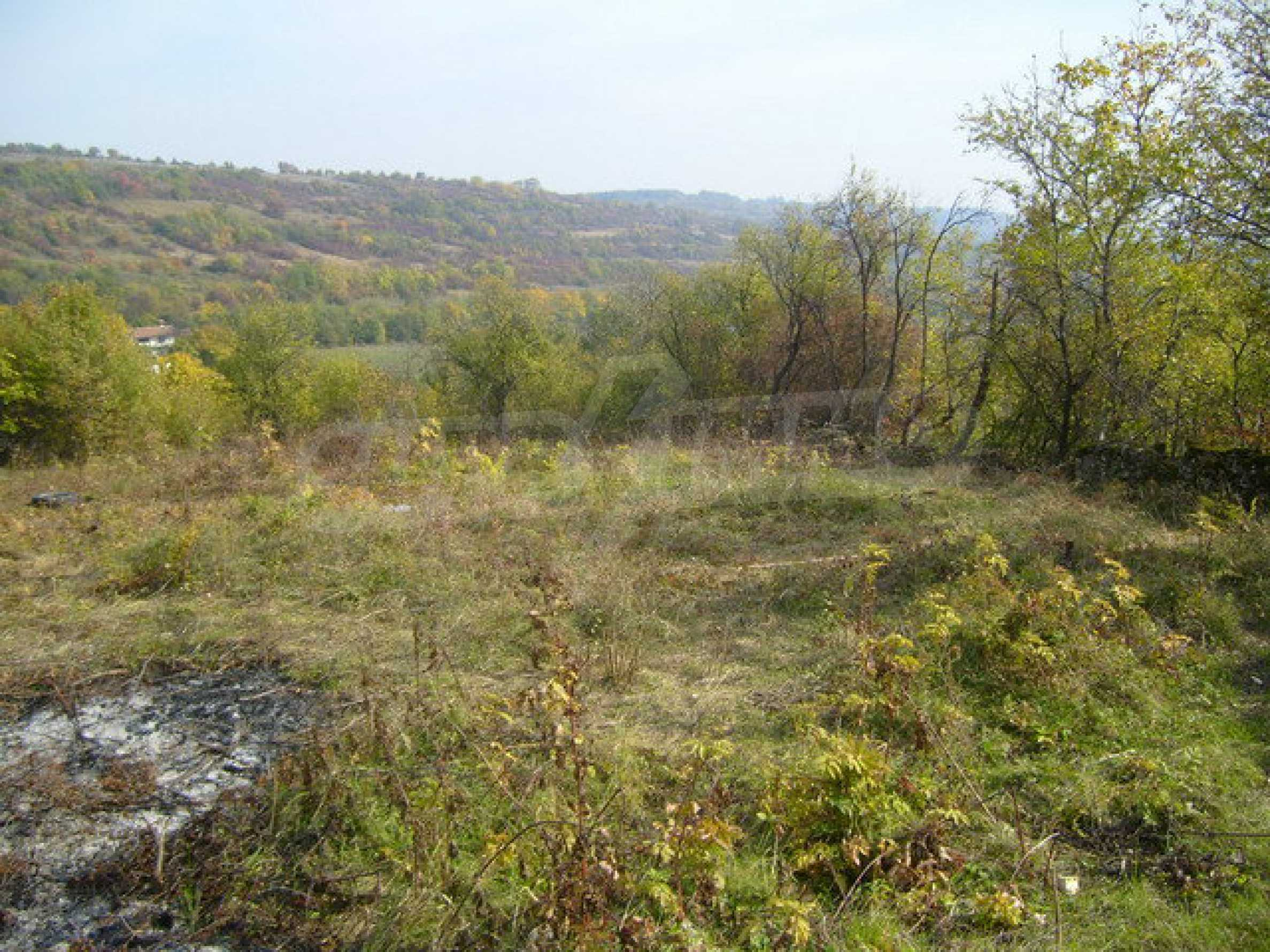Regulated plot of land in a village with beautiful scenery  6