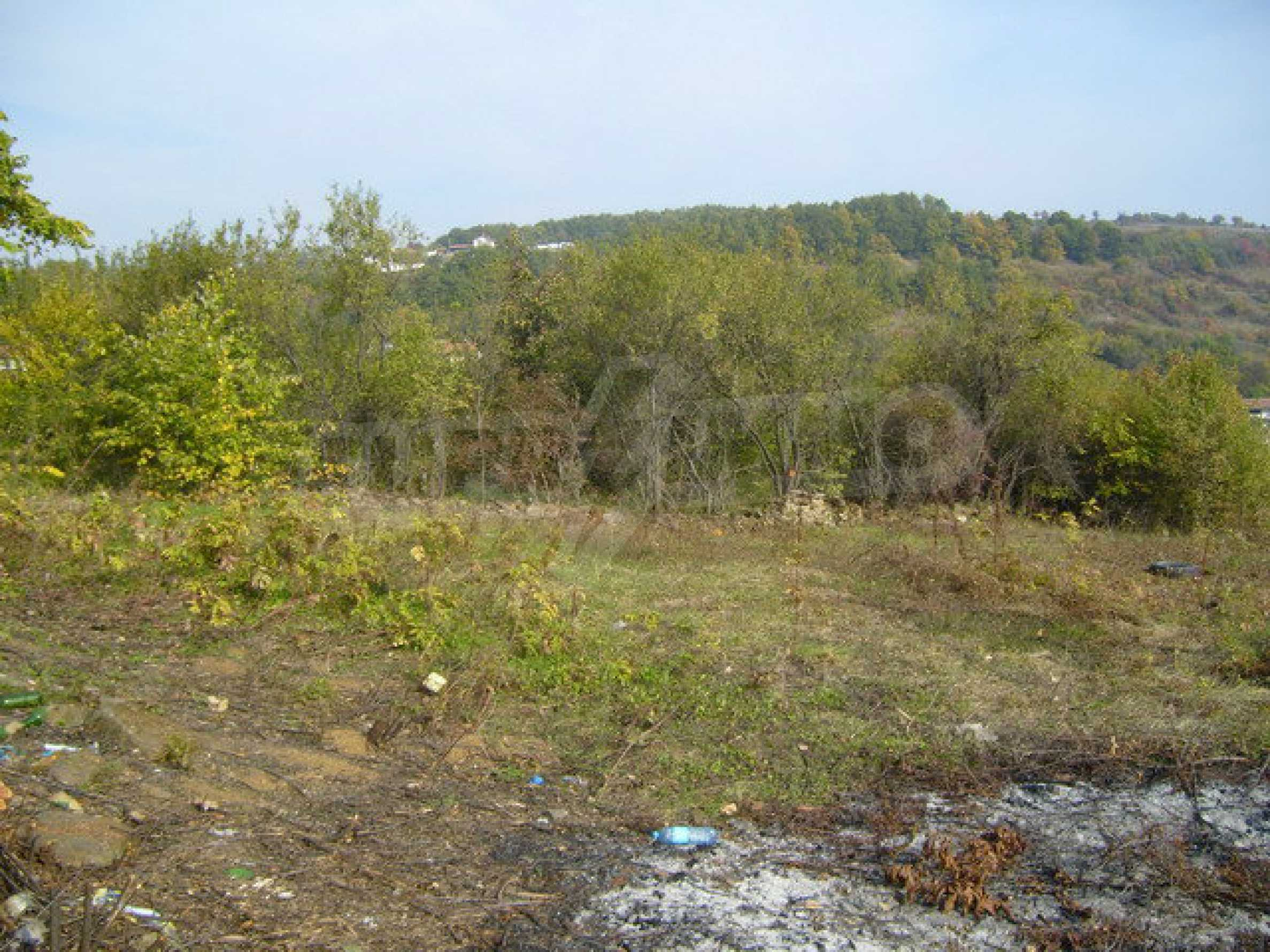 Regulated plot of land in a village with beautiful scenery  7