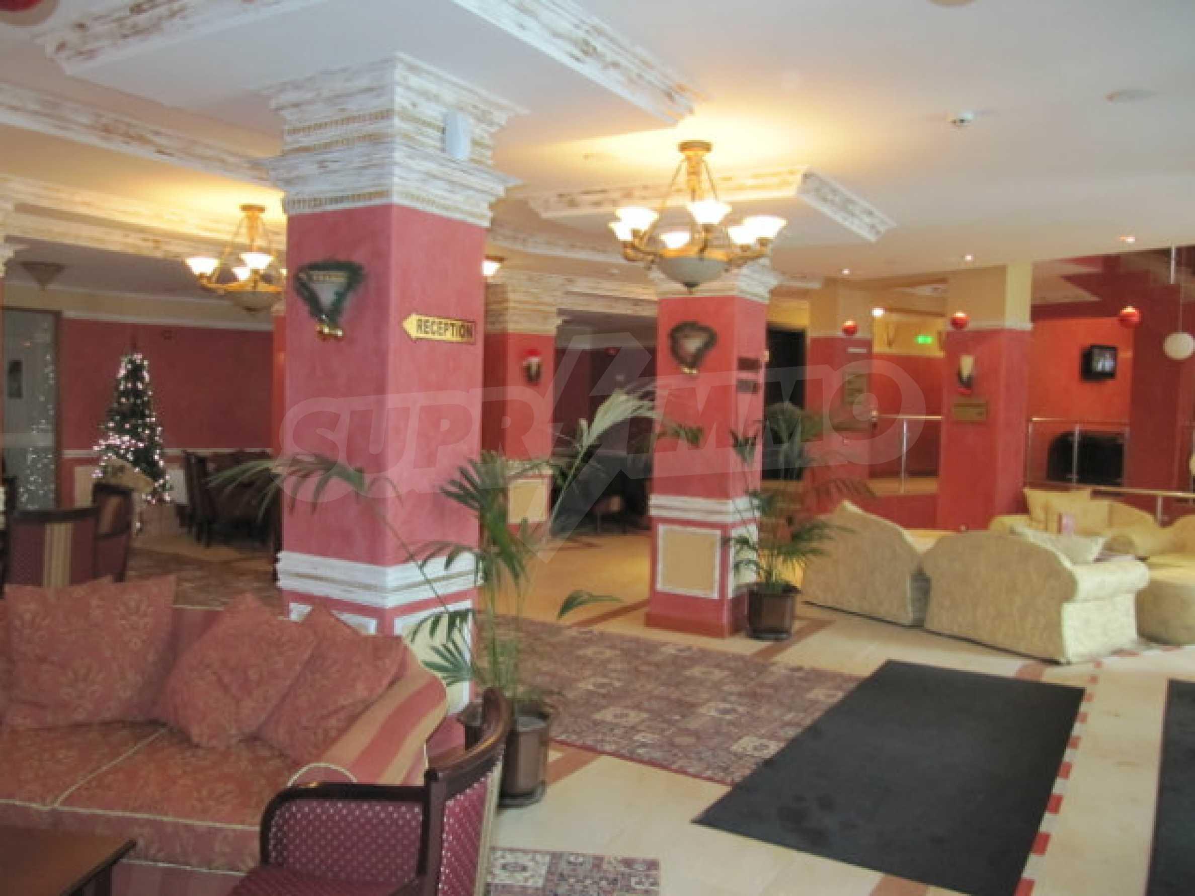 Apartment mit 1 Schlafzimmer im Komplex Grand Monastery 12