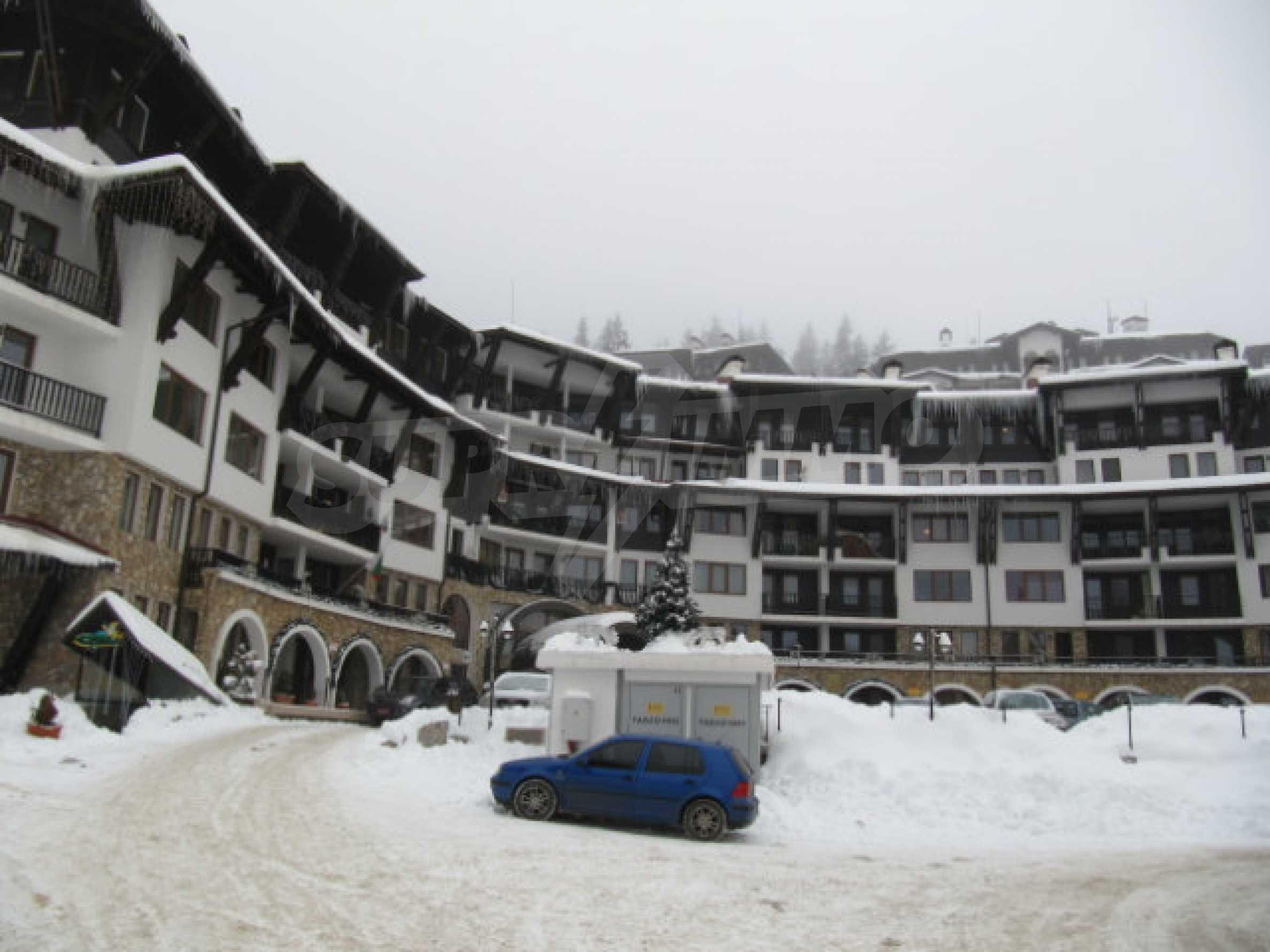 Apartment mit 1 Schlafzimmer im Komplex Grand Monastery 1