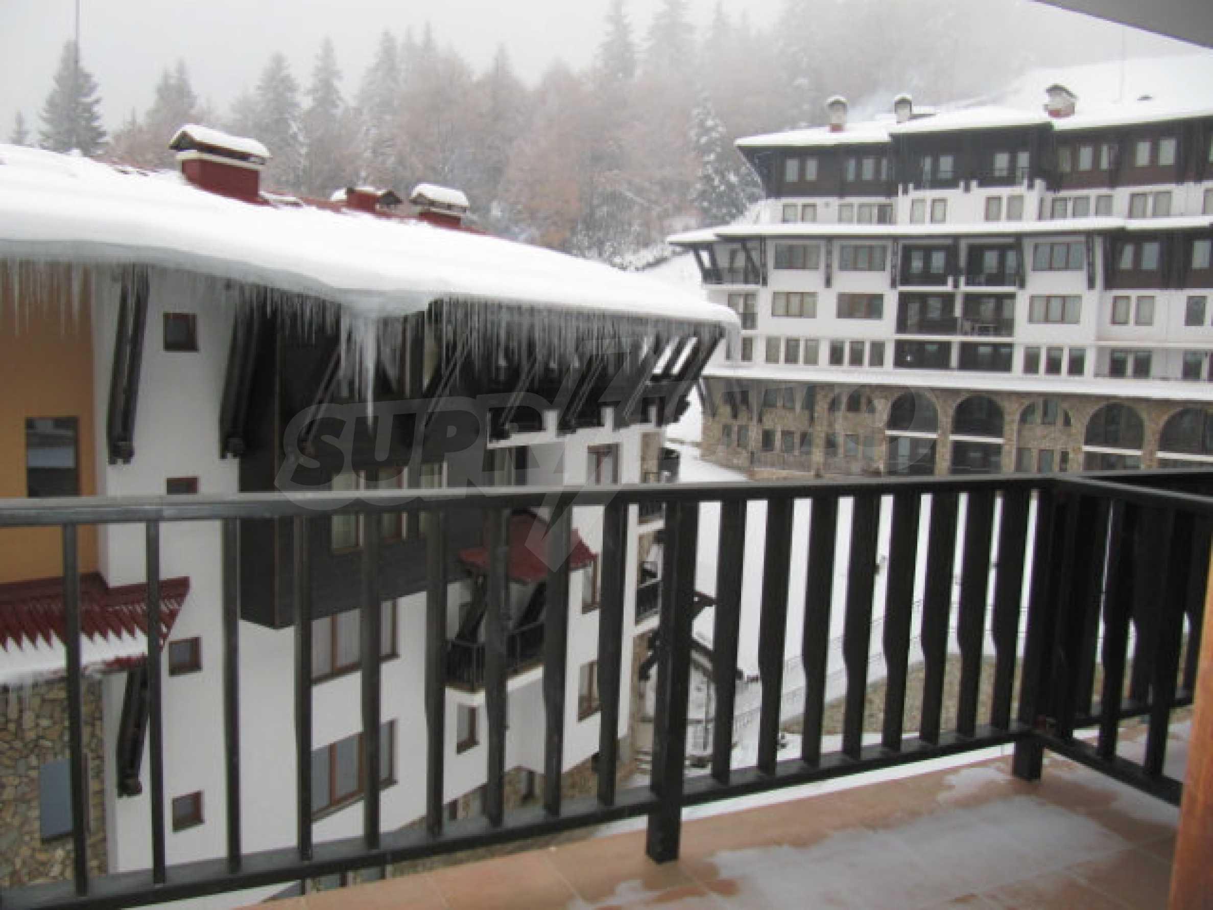 Apartment mit 1 Schlafzimmer im Komplex Grand Monastery 22