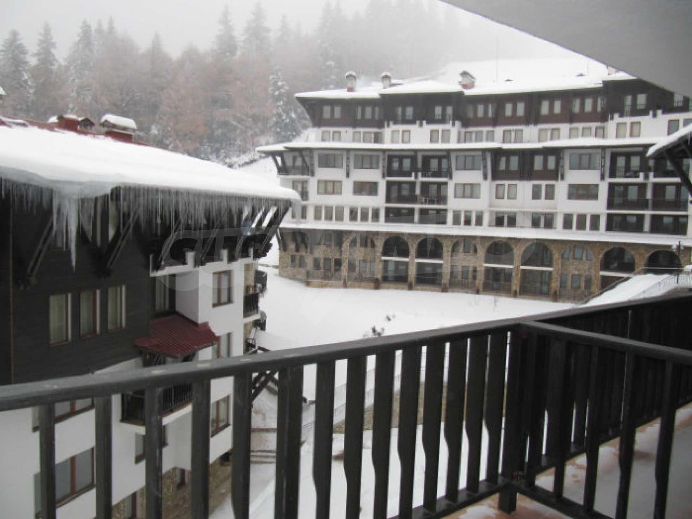 Apartment mit 1 Schlafzimmer im Komplex Grand Monastery 23