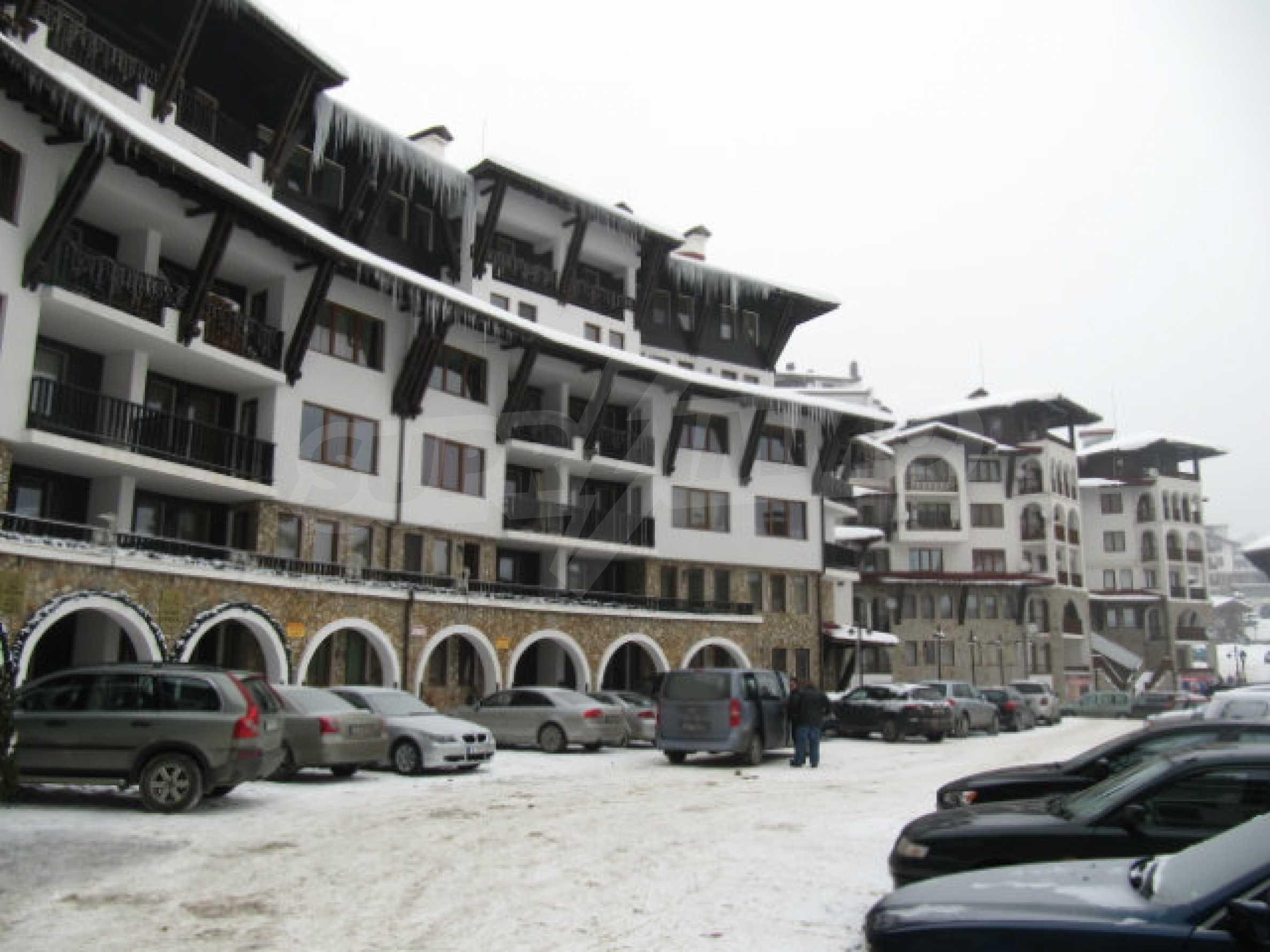 Apartment mit 1 Schlafzimmer im Komplex Grand Monastery 25
