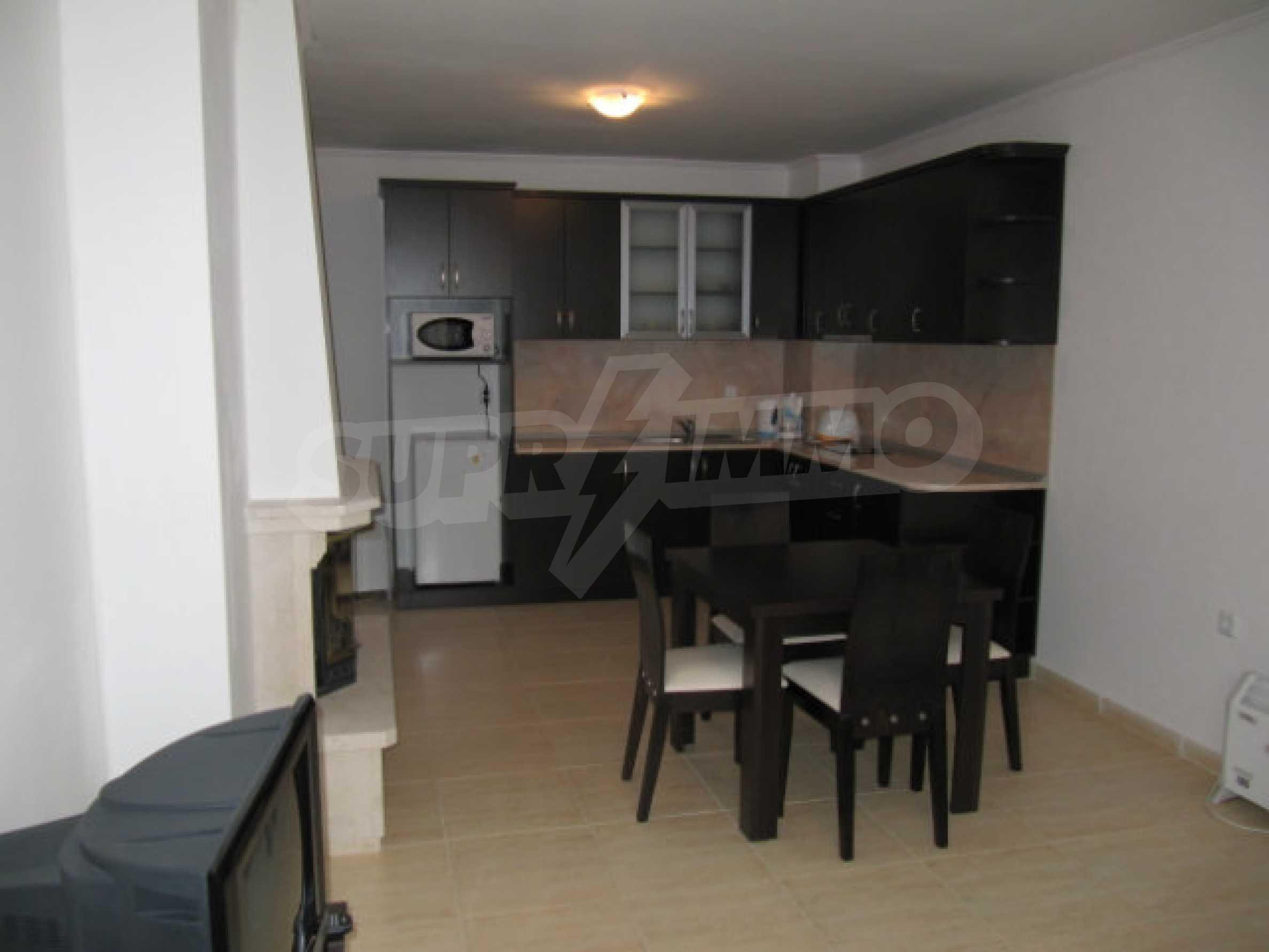 Apartment mit 1 Schlafzimmer im Komplex Grand Monastery 2