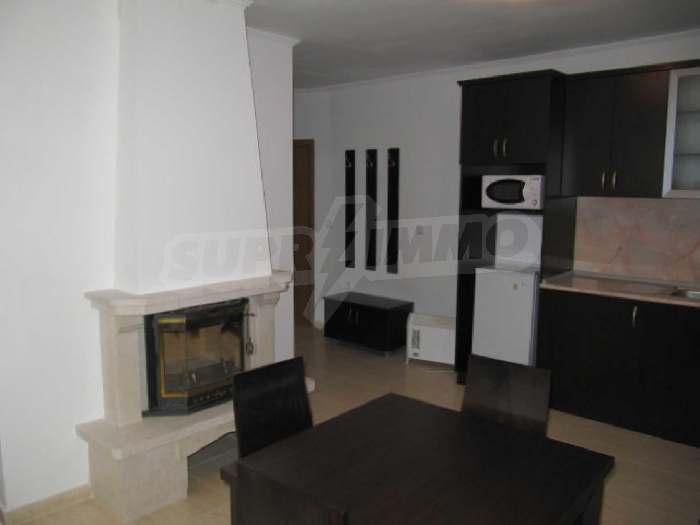Apartment mit 1 Schlafzimmer im Komplex Grand Monastery 4