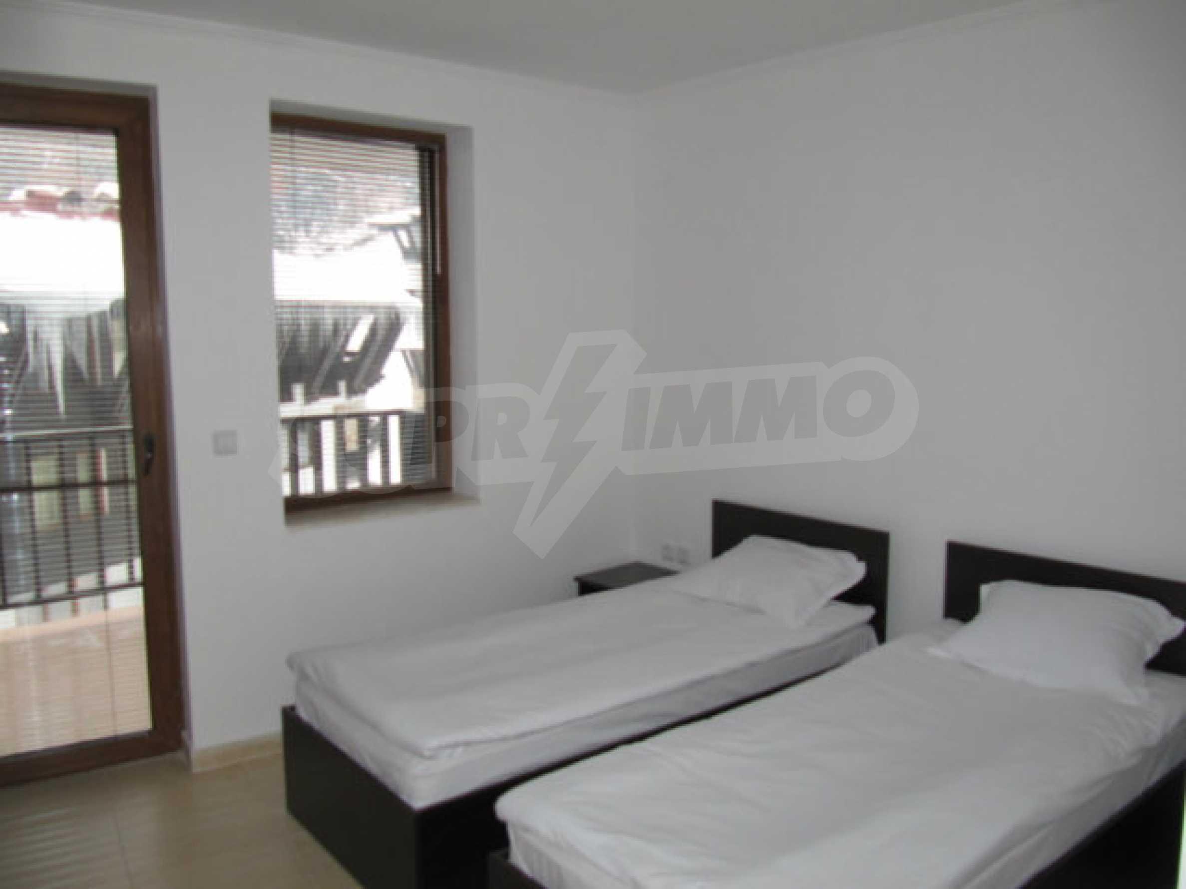 Apartment mit 1 Schlafzimmer im Komplex Grand Monastery 7