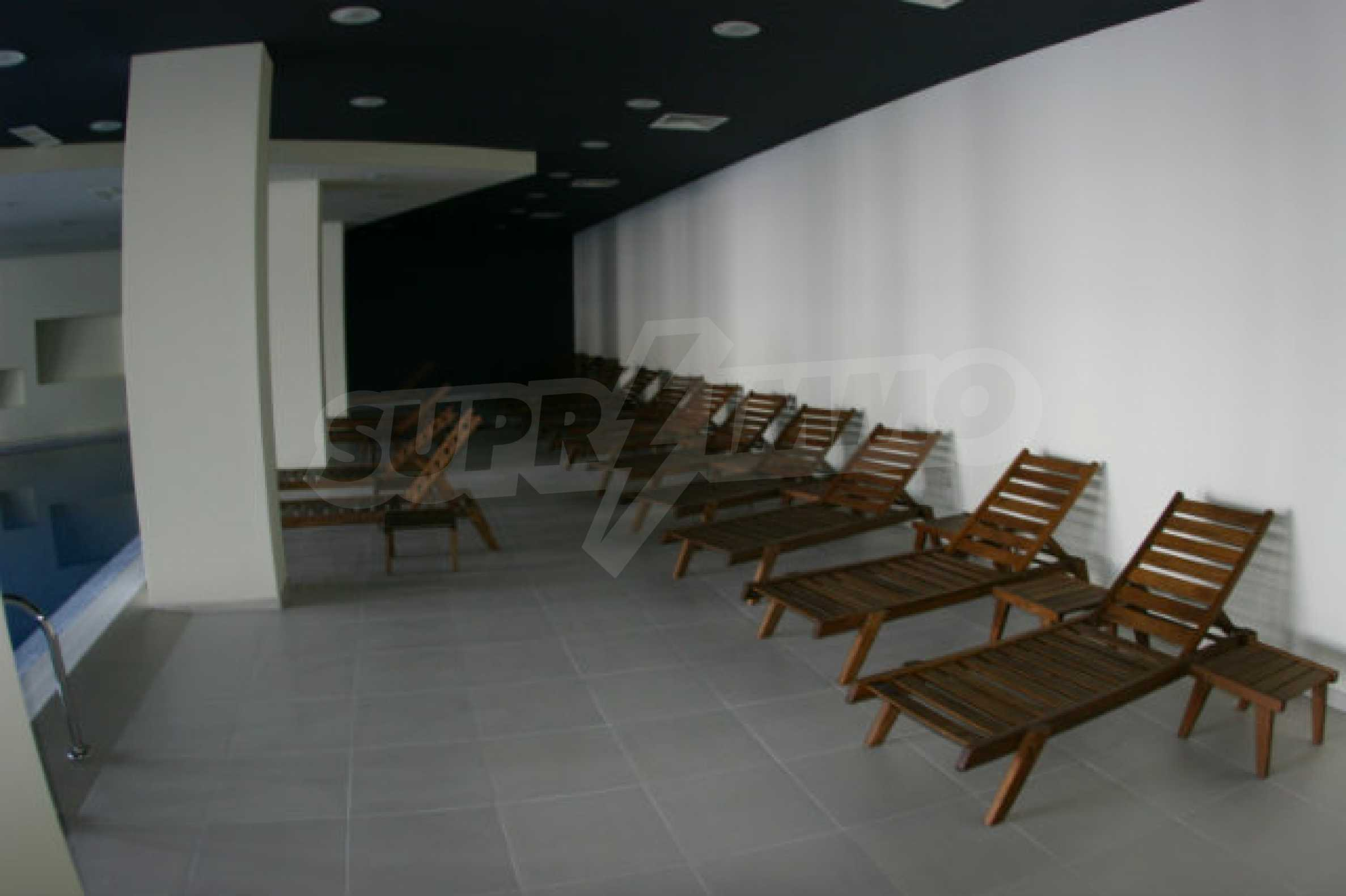Студия в комплексе «Аспен Валлей» недалеко от Банско  10