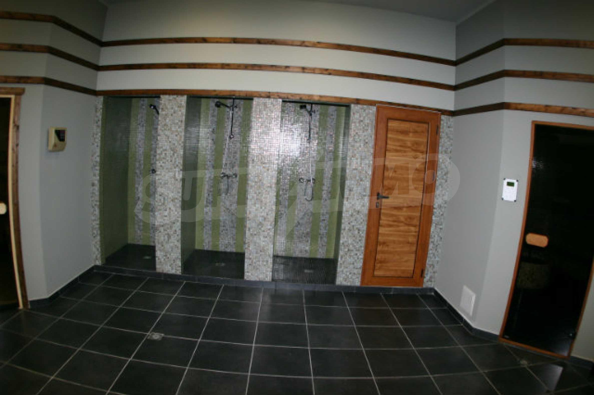 Студия в комплексе «Аспен Валлей» недалеко от Банско  12