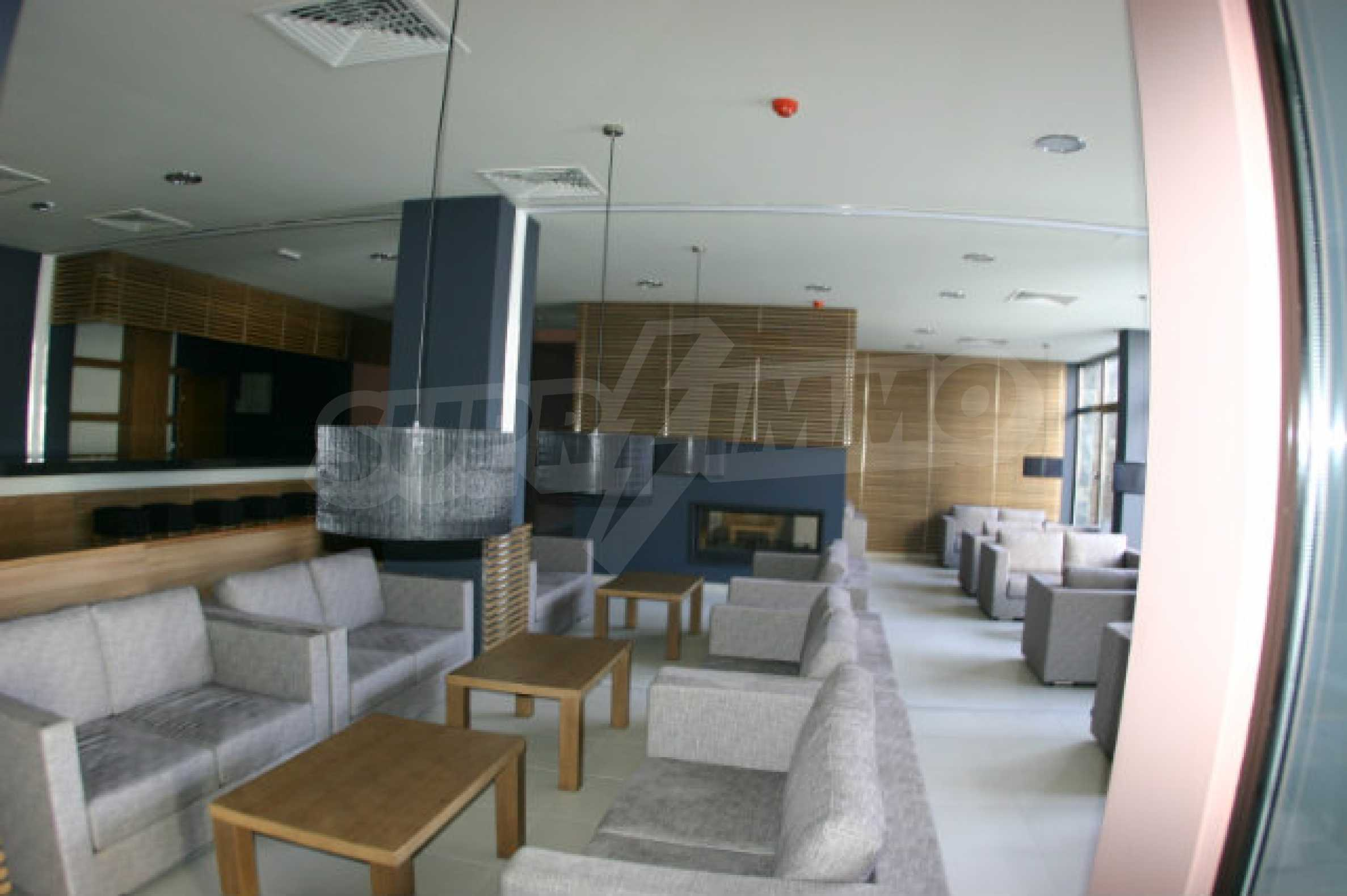 Студия в комплексе «Аспен Валлей» недалеко от Банско  2