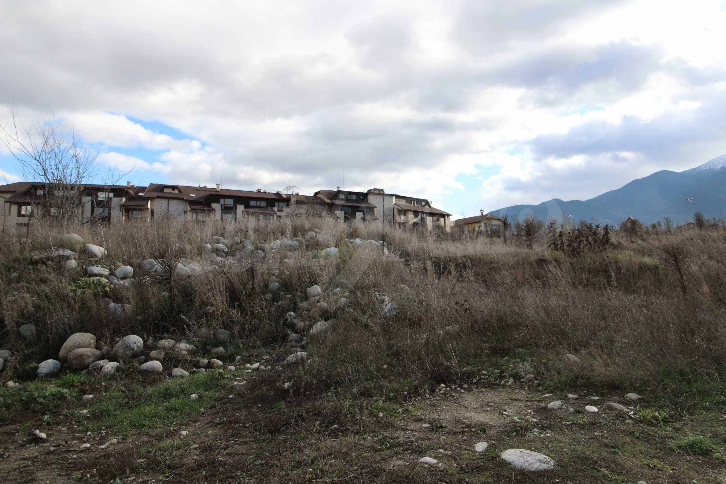 Development land in Bansko 1