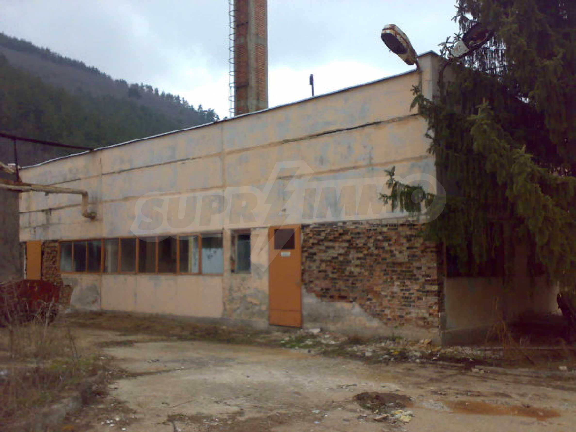 Завод возле города Видин 4