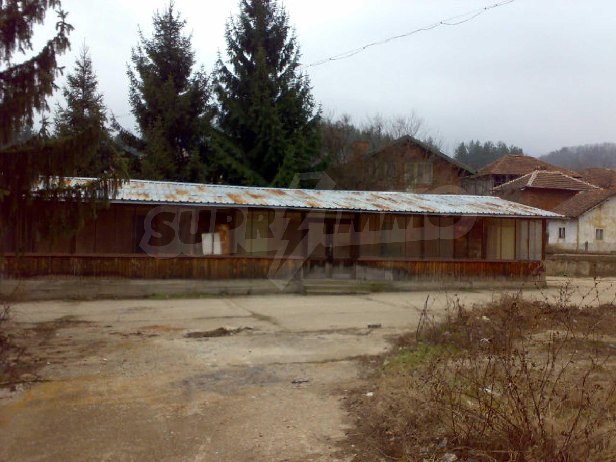Завод возле города Видин 6